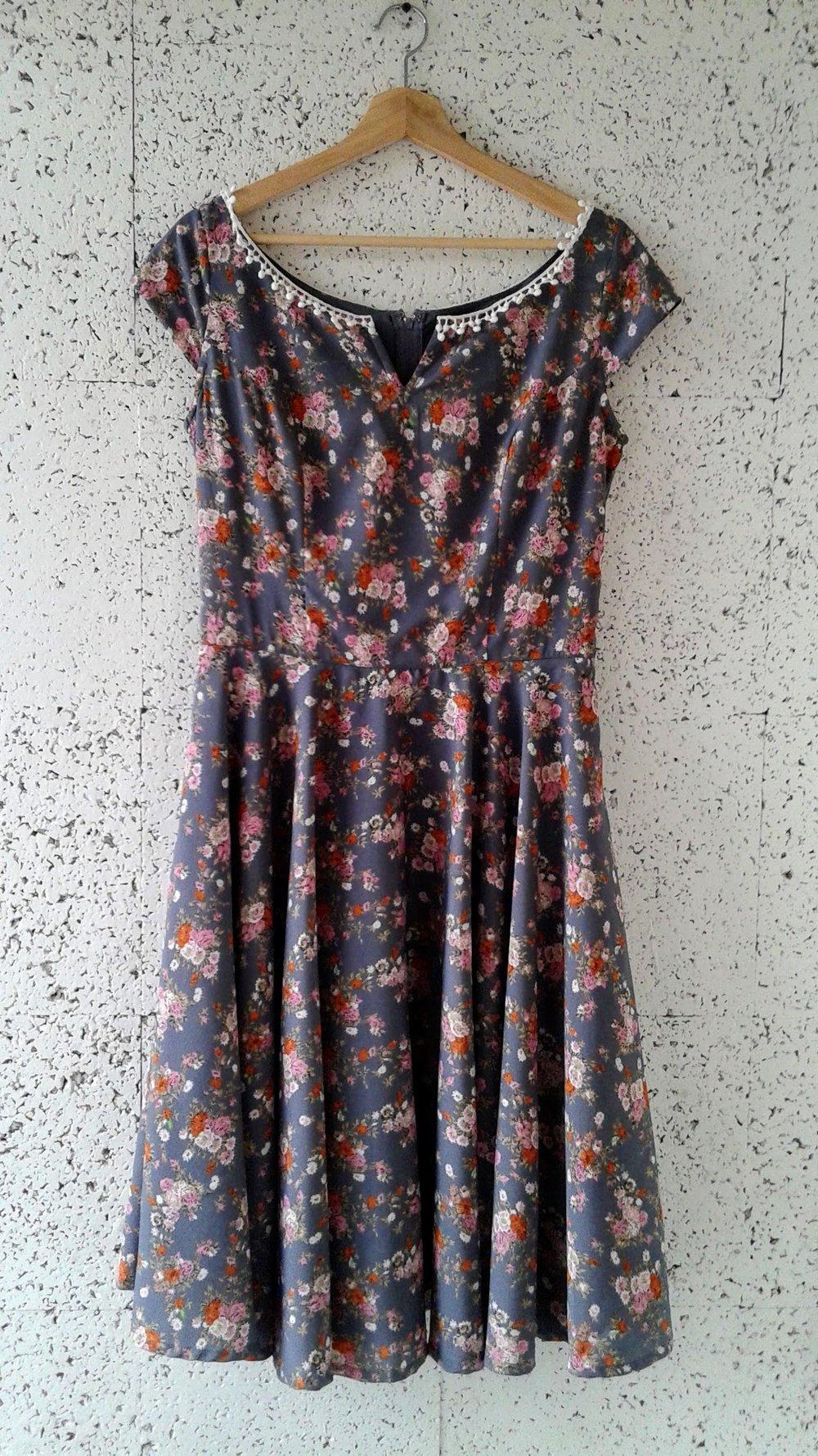 Hell Bunny dress; Size M/L, $48