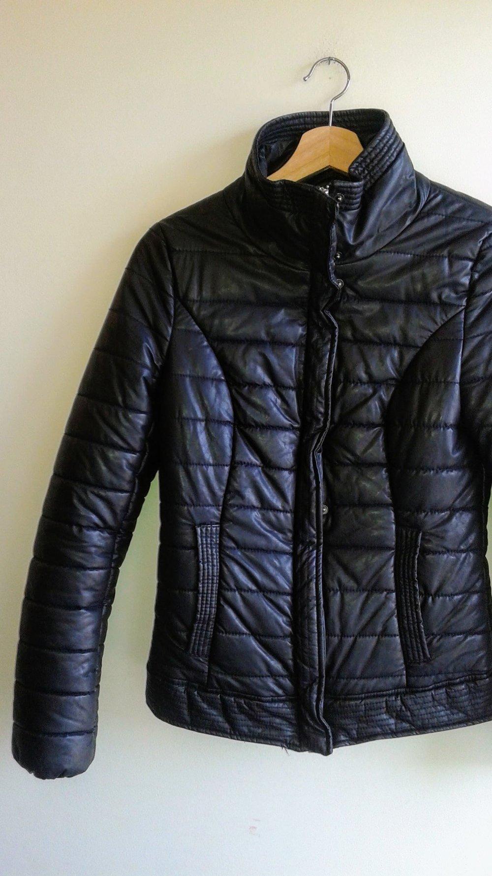 Soya Concepts jacket; Size XS, $62