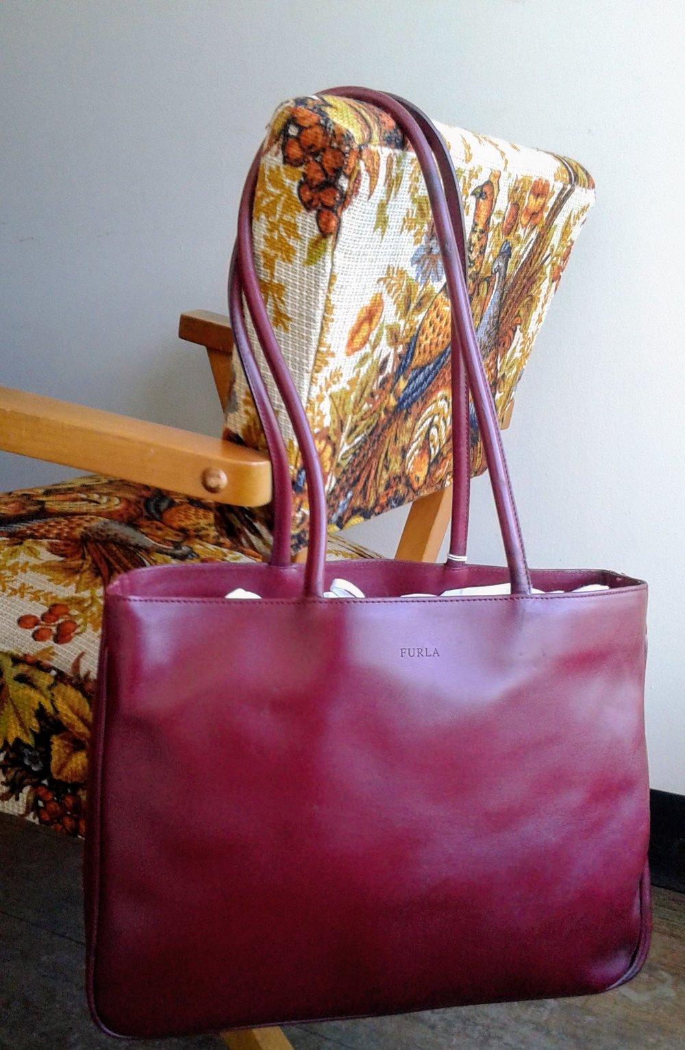 Furla bag, $75