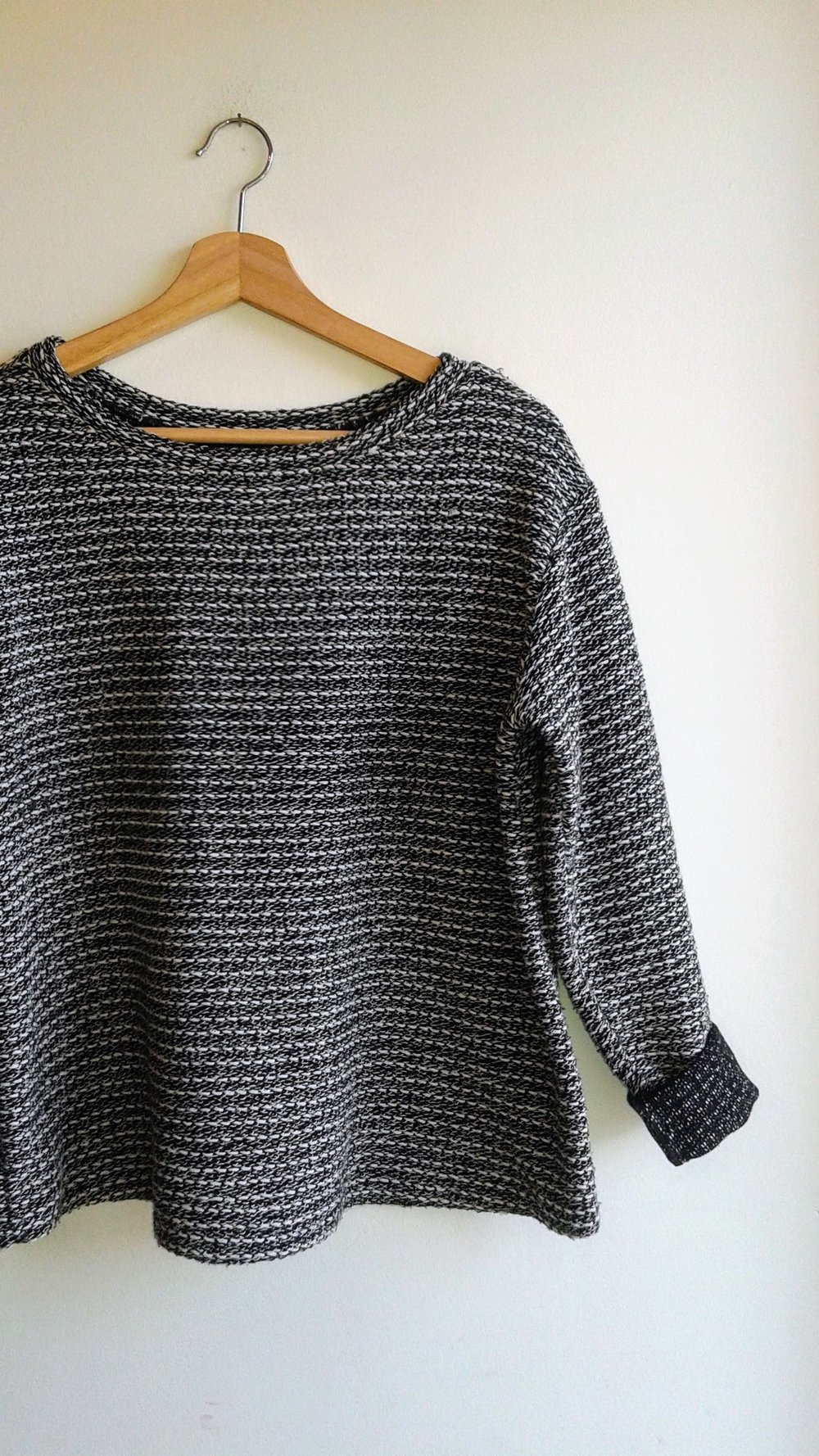 Workhall top; Size L, $40