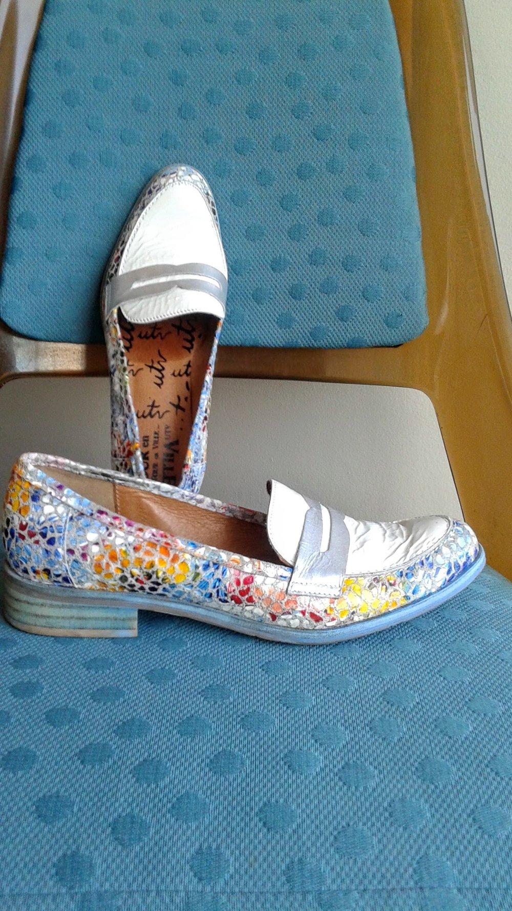 Un Tour en Ville  shoes; S7.5, $52