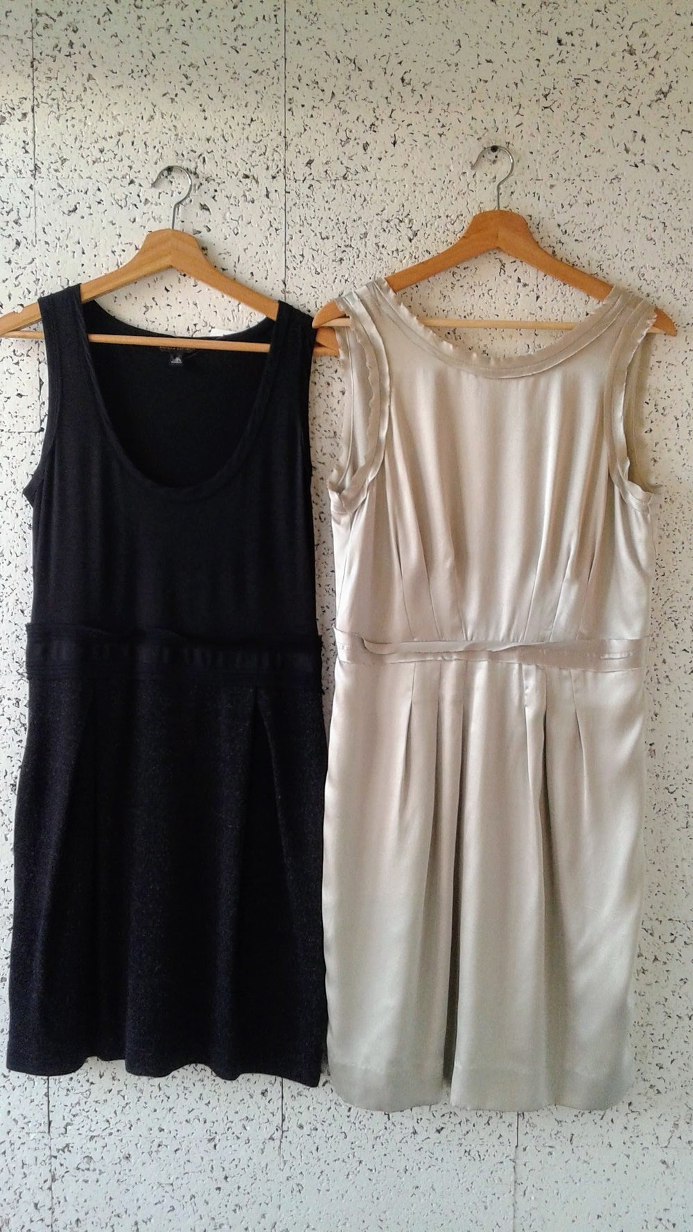 Banana Republic dresses, each (NWT); Size 10, $48.