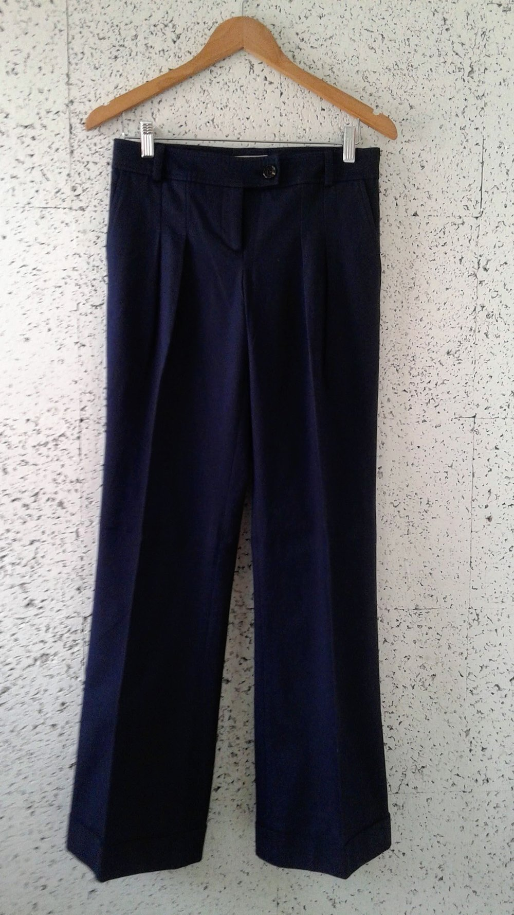 Burberry pants; Size 4, $68