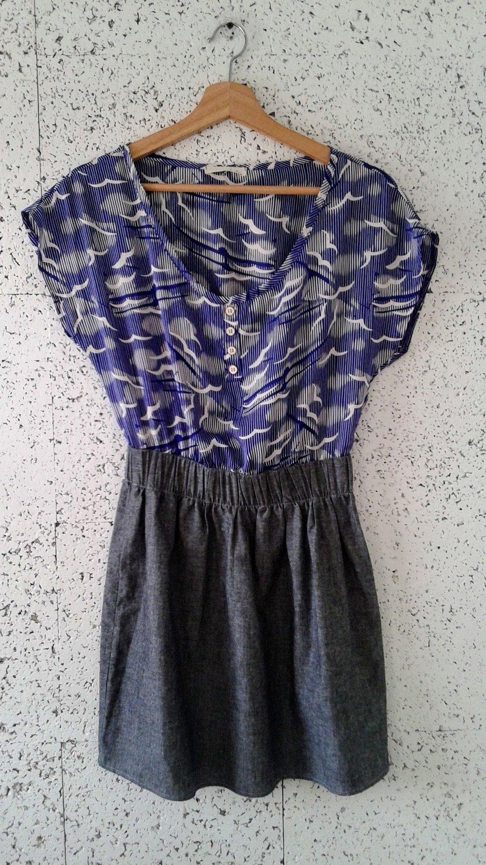 Lush dress; Size S, $30