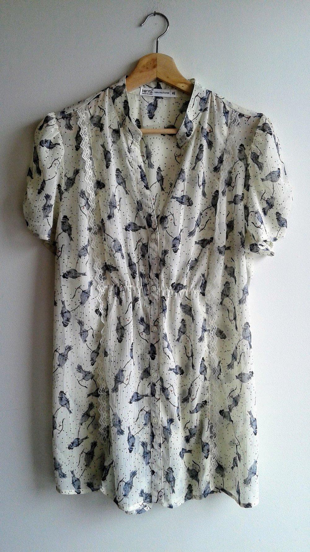 Kirra top; Size L, $26
