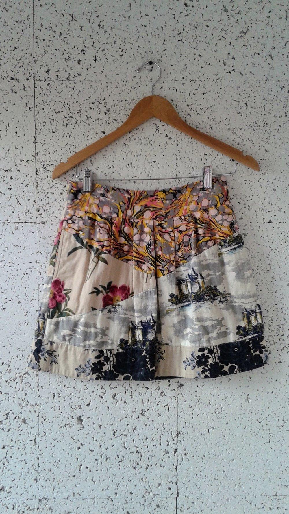 Liefnotes skirt; Size 2, $28