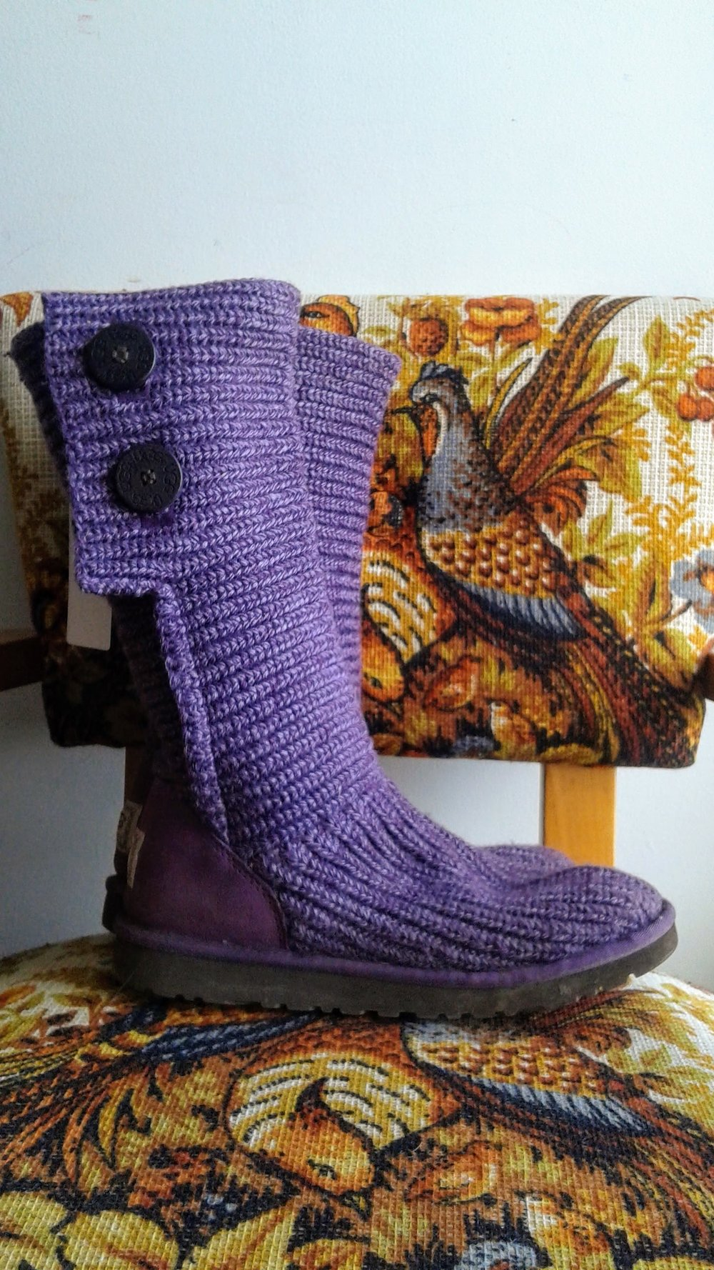 Ugg boots; S7, $45