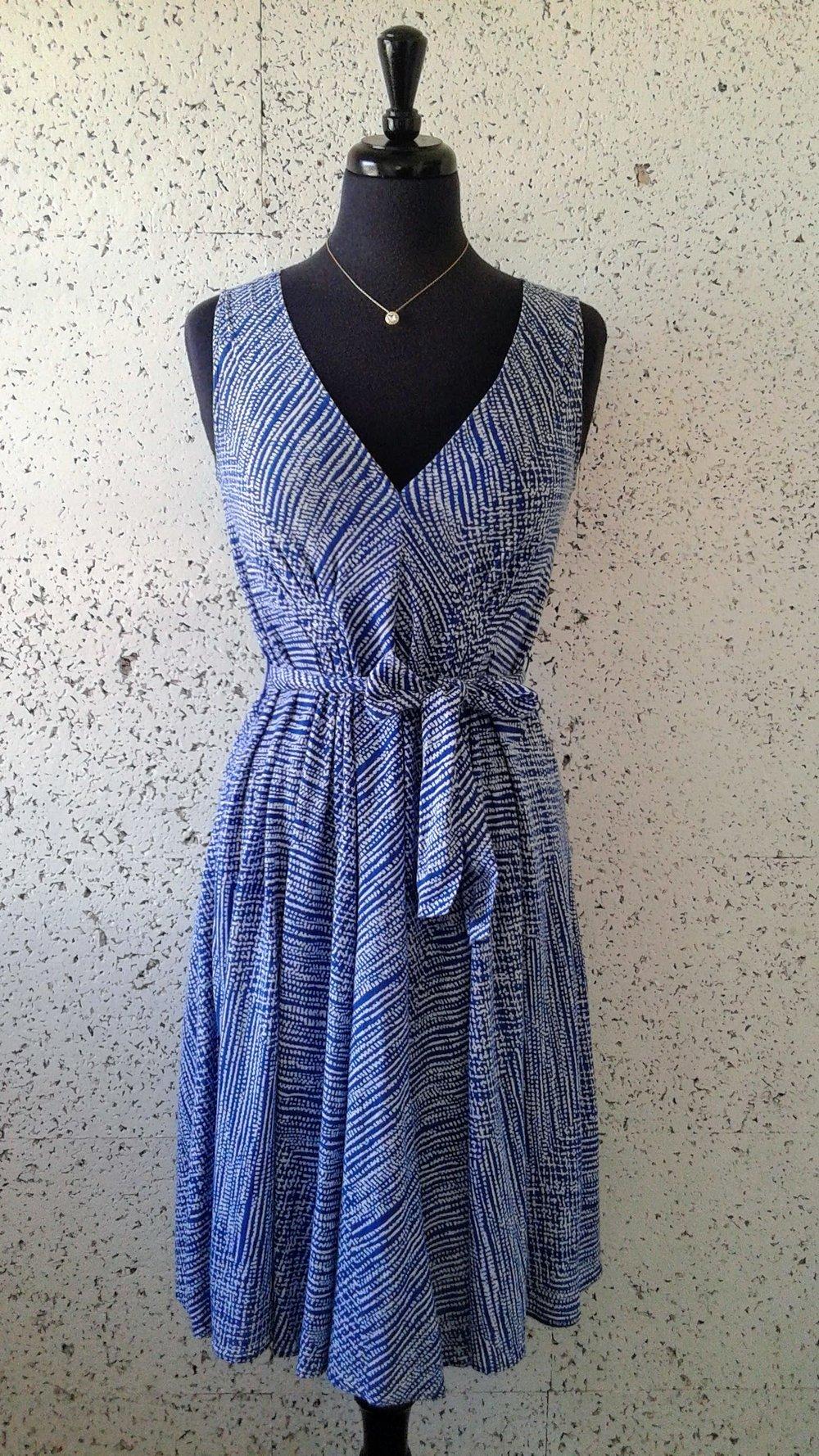 Benneton dress; Size S, $30