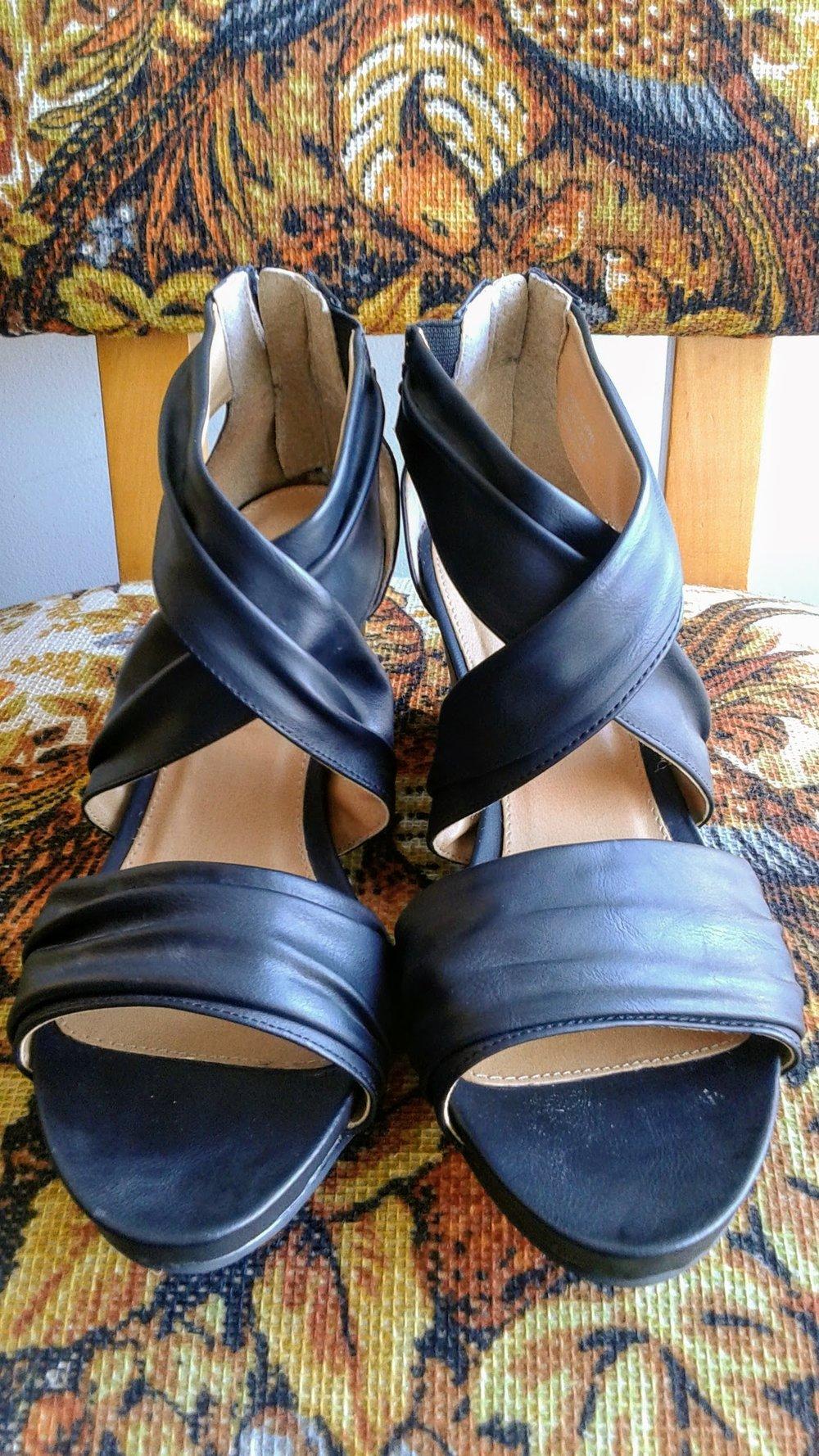 Steve Madden shoes; Size 9.5, $48