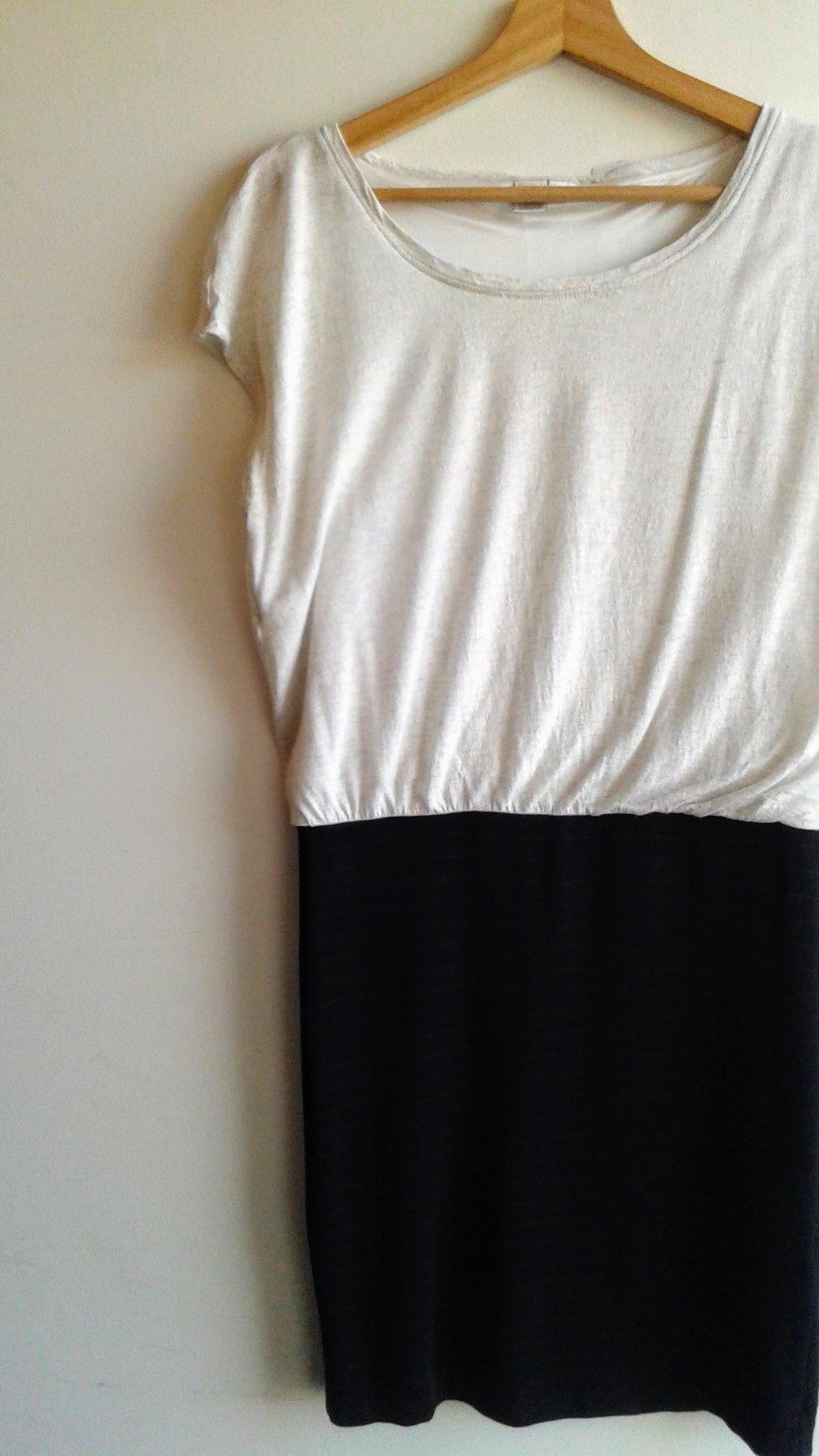 Twik dress; Size L, $28