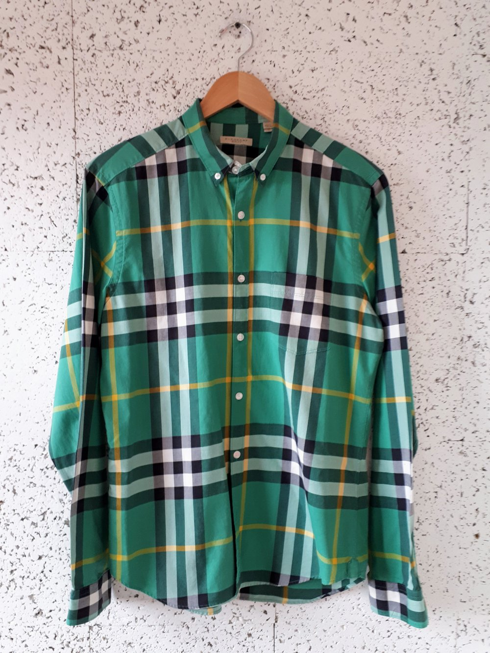 Burberry Brit shirt; Size M, $62