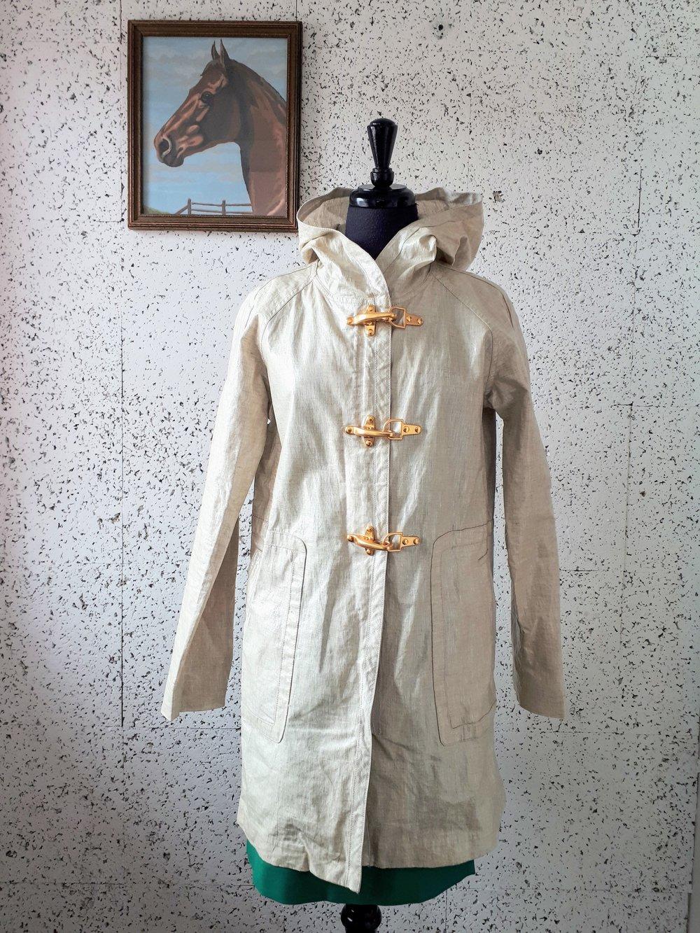J Crew coat; Size 8, $45