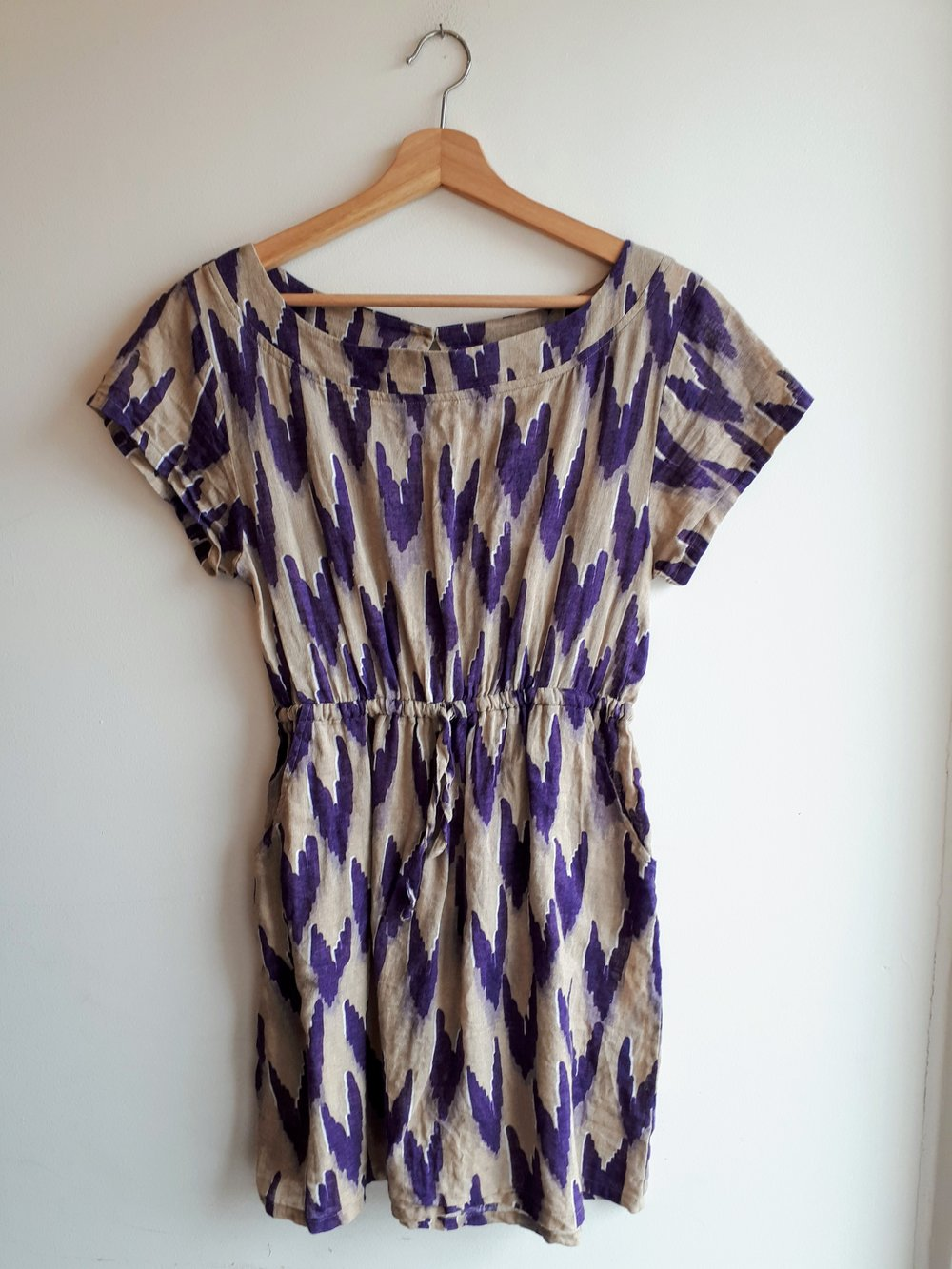 Mermaid tag dress; Size S, $30
