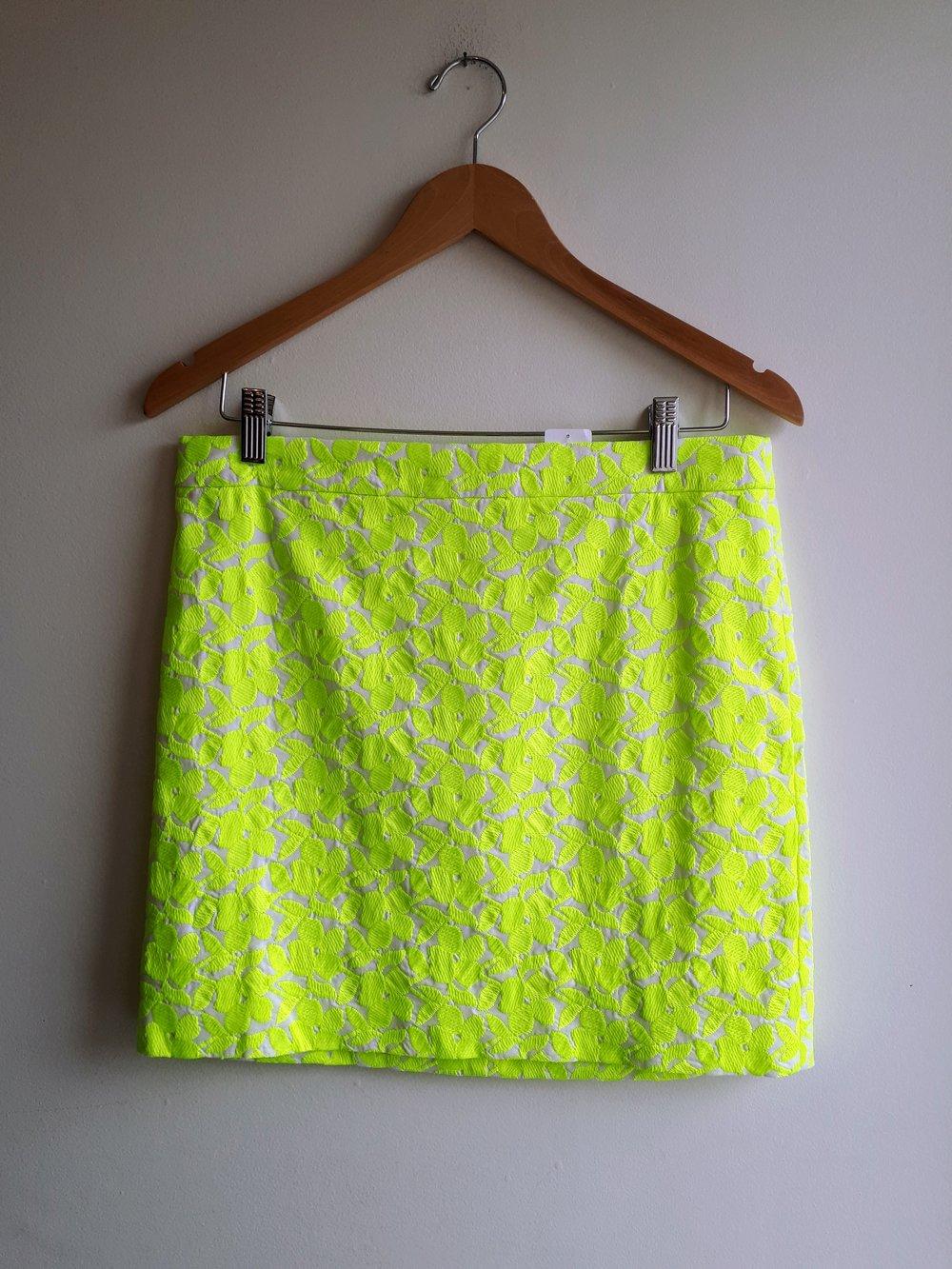 J Crew skirt (NWT); Size 4, $30
