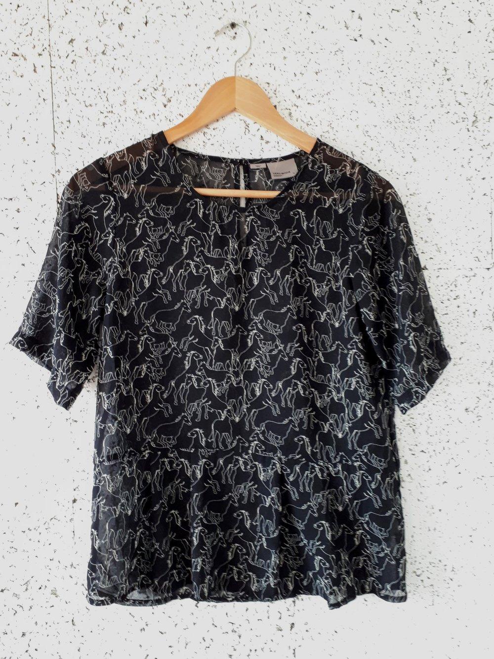 Vero Moda top; Size M, $28