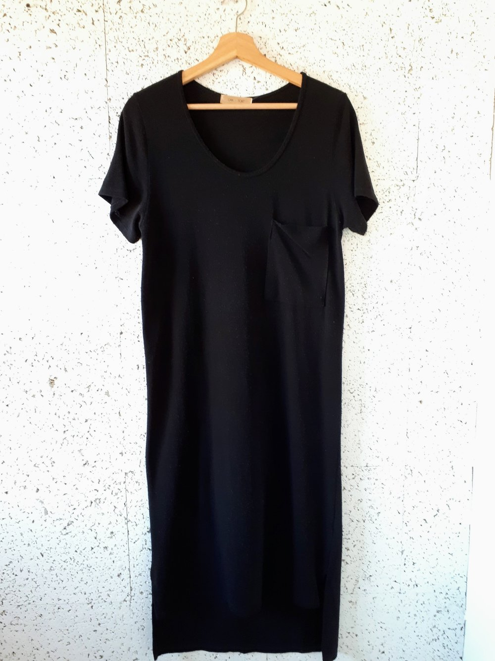 Oak + Fort dress; Size M, $45