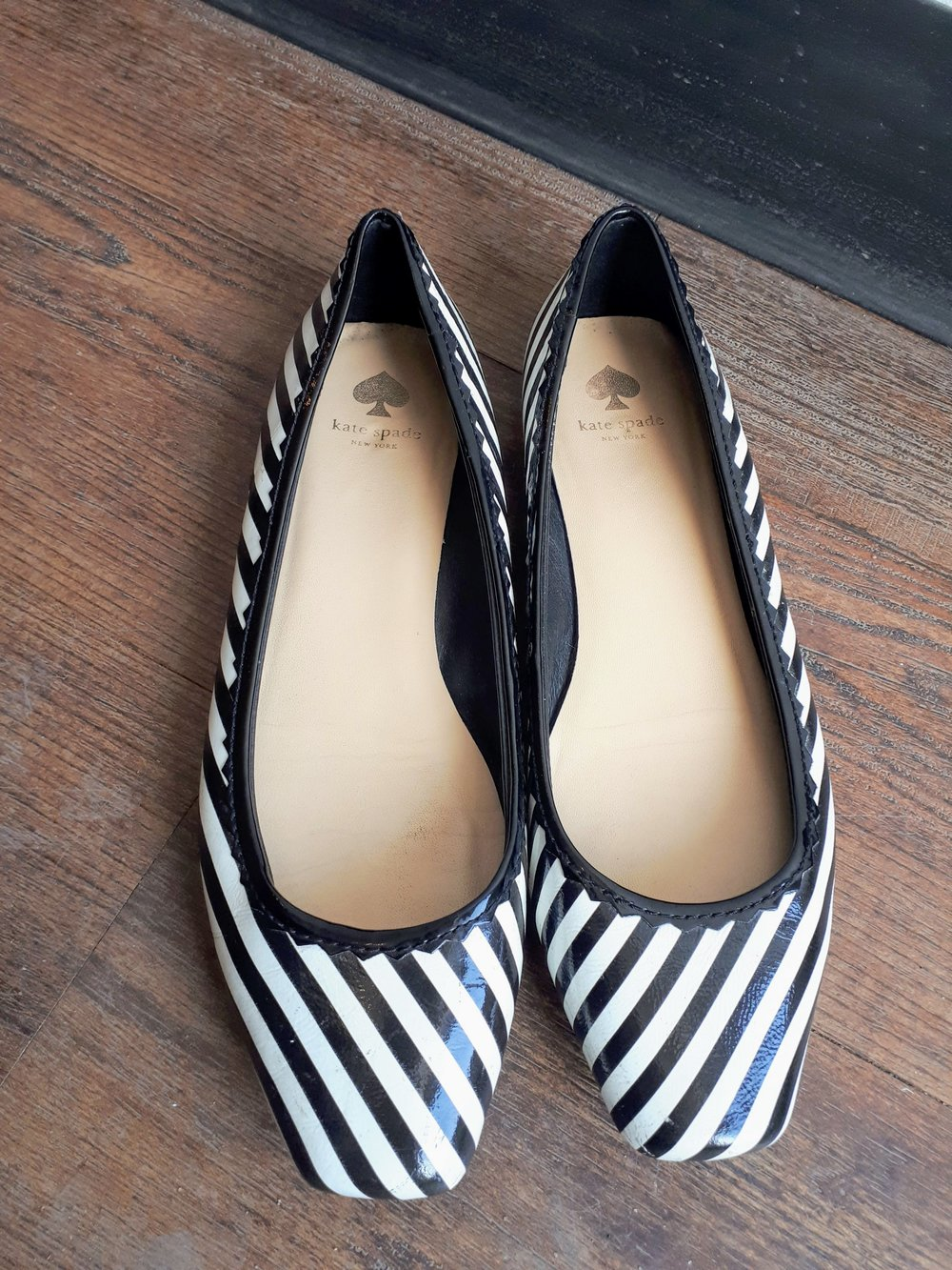 Kate Spade shoes; Size 8.5, $52