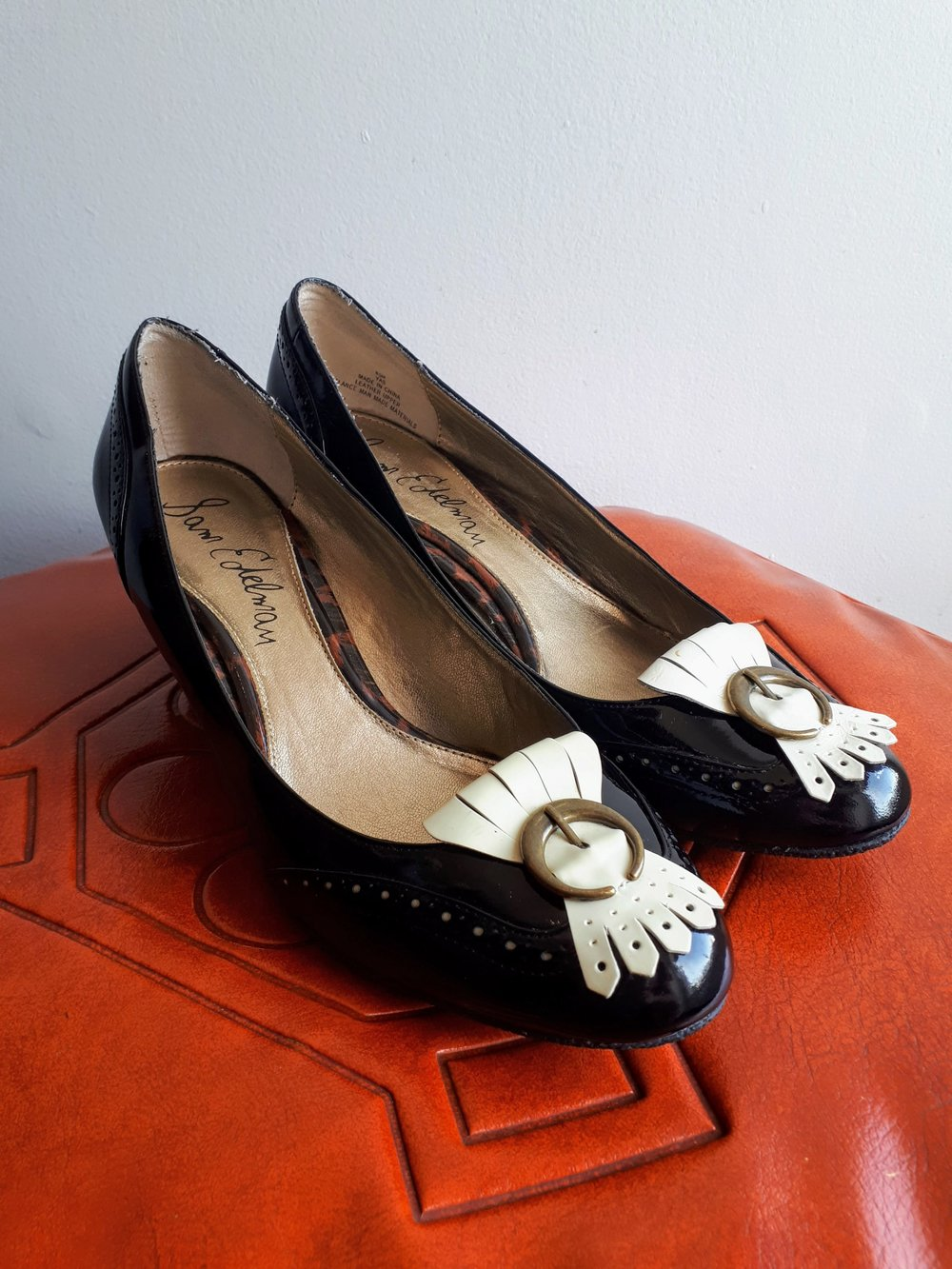 Sam Edleman shoes; Size 8.5, $46