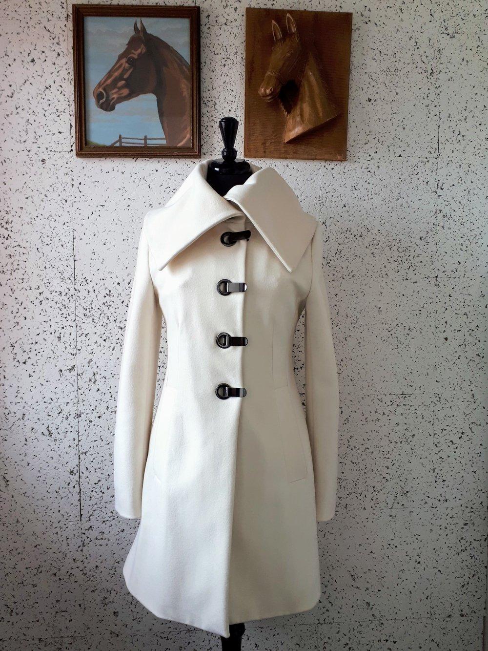 RW & Co coat; Size S, $68