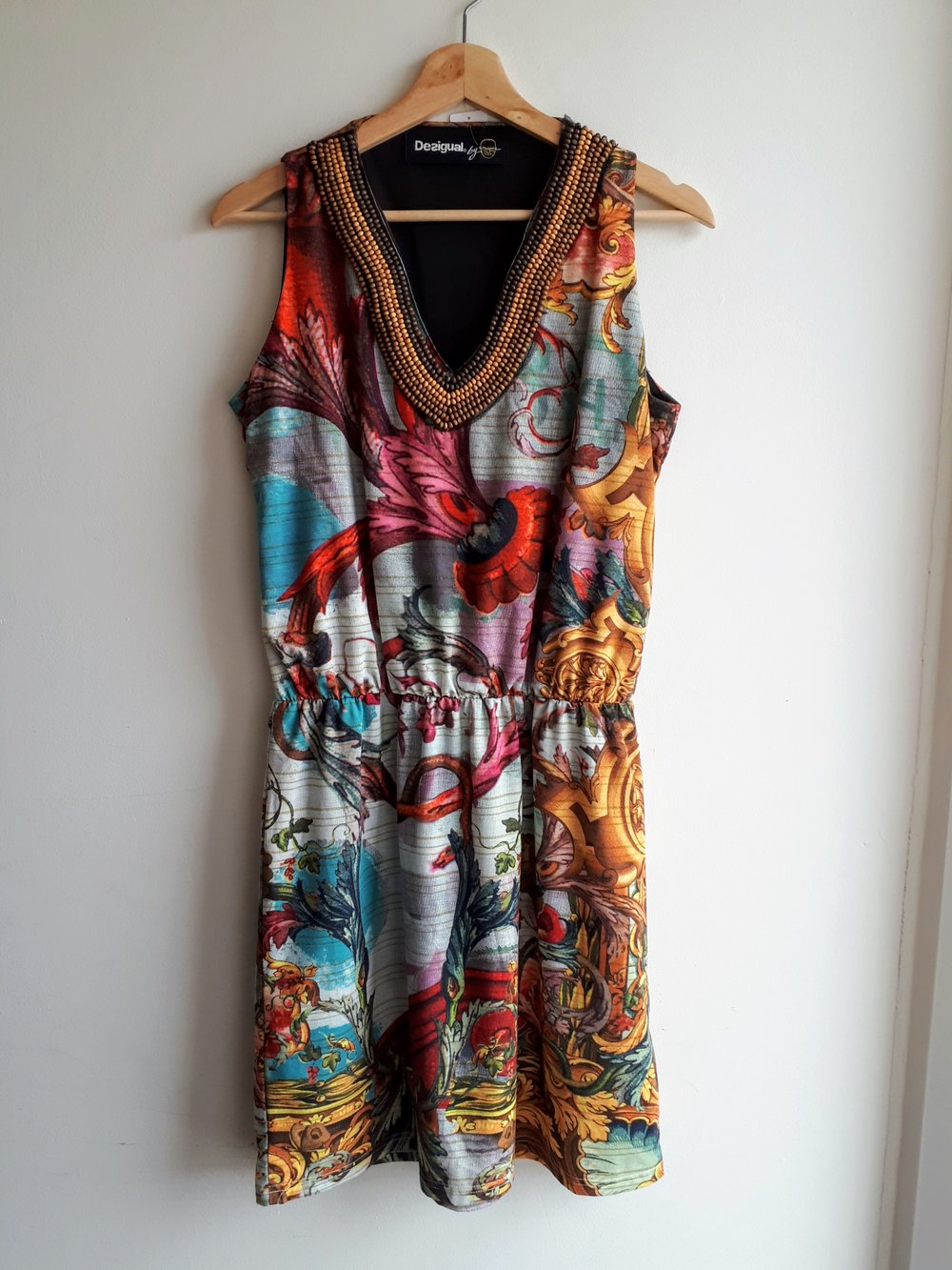Desigual dress; Size M, $40