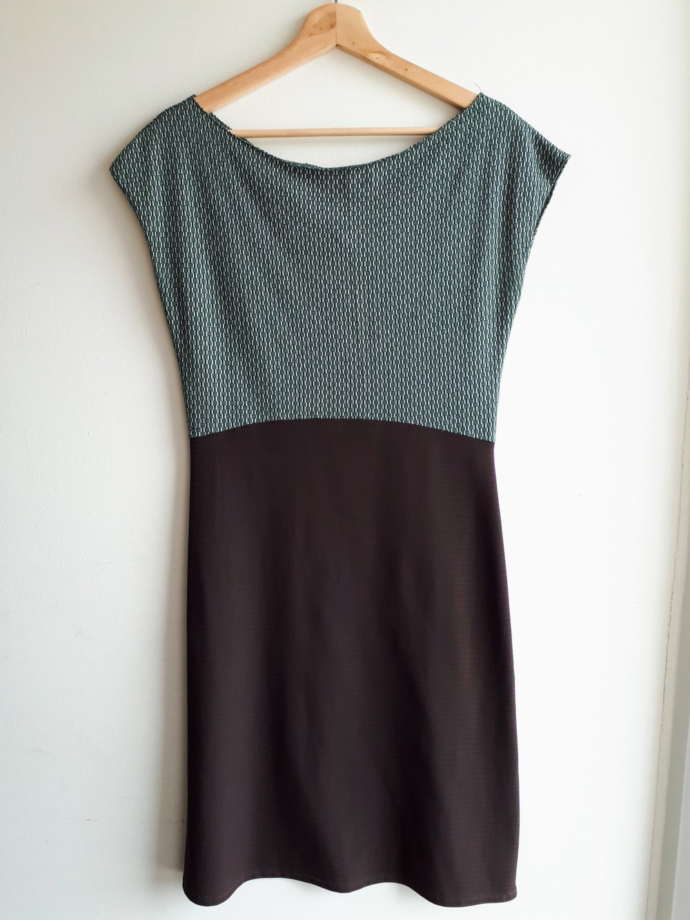 Sessa dress; Size M, $52