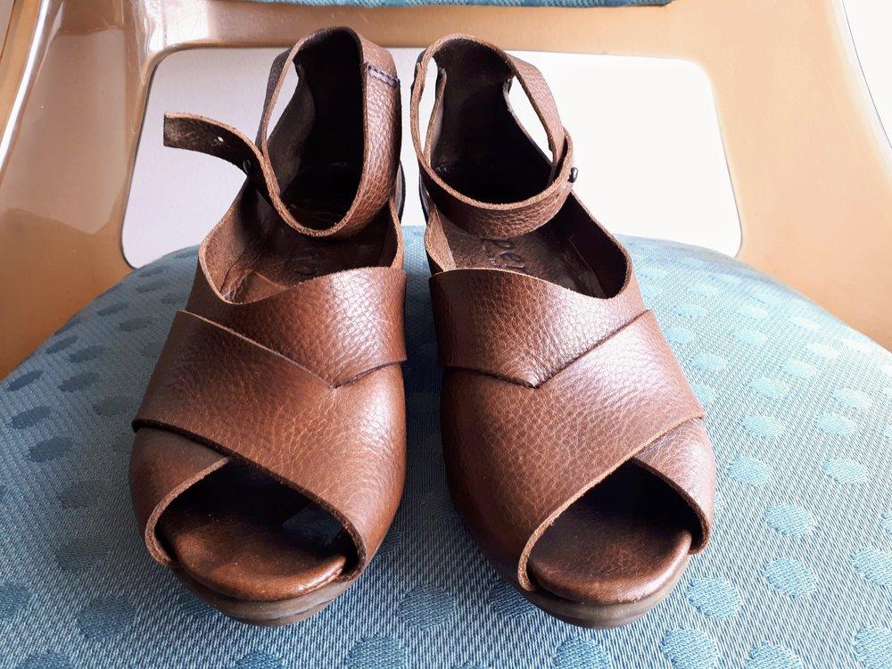 Trippen shoes; S6.5, $145