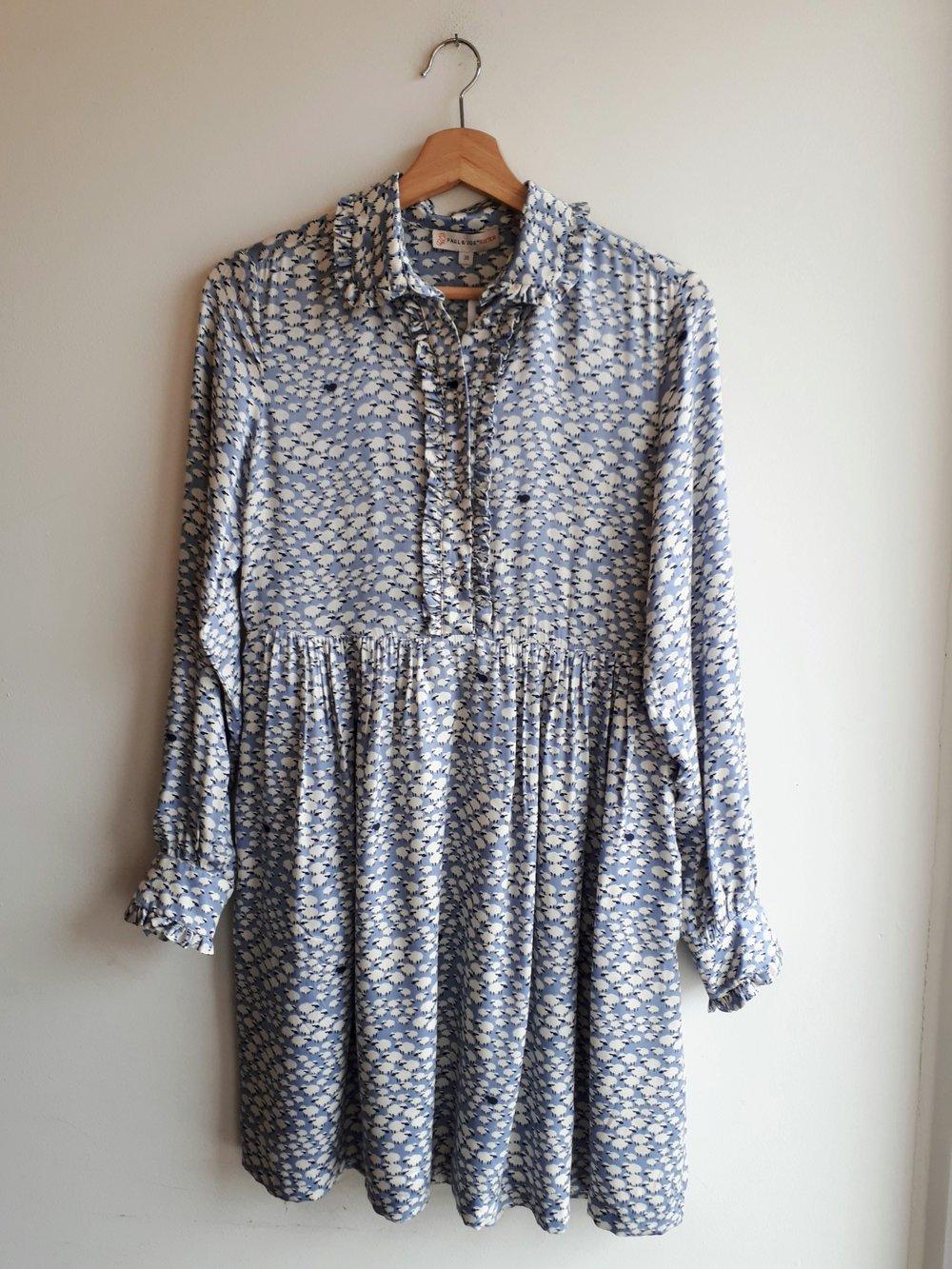 Paul and Joe Sister dress; Size 8, $42