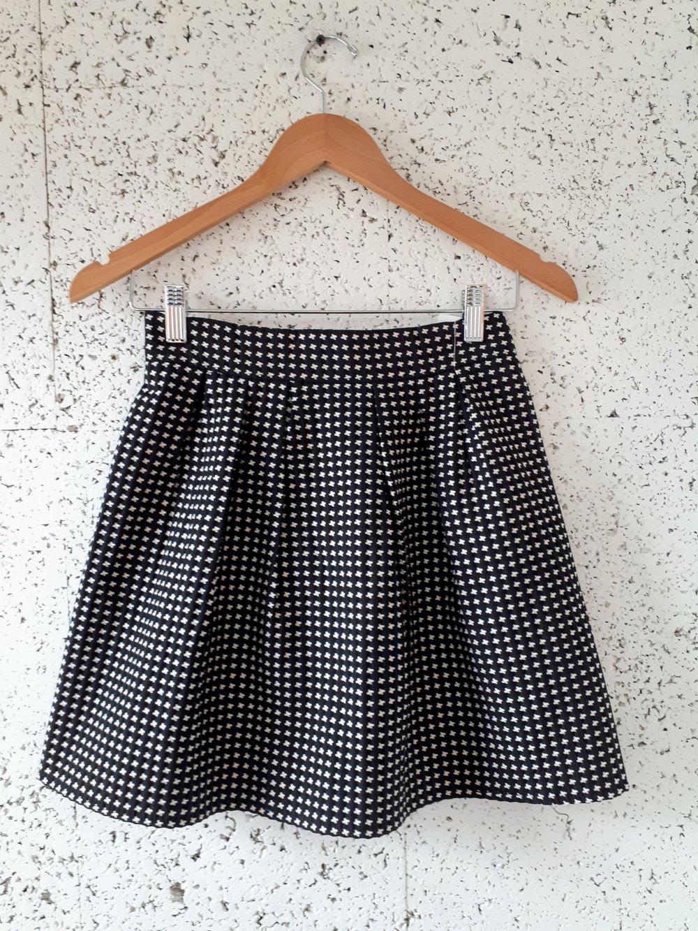 Loft 82 skirt; Size S, $30