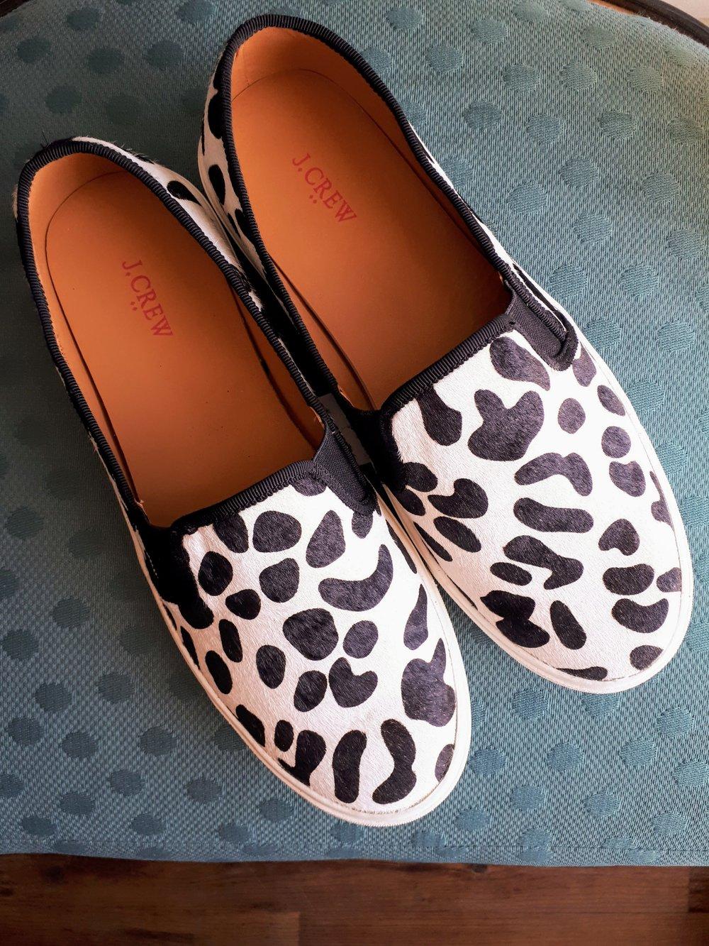 J Crew shoes:S8, $36