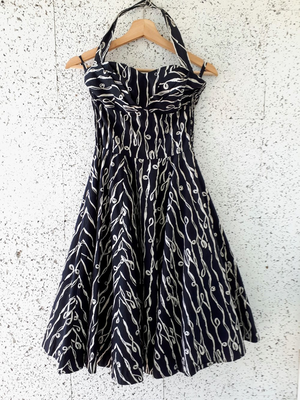 Girls of Savoy dress; Size S, $45