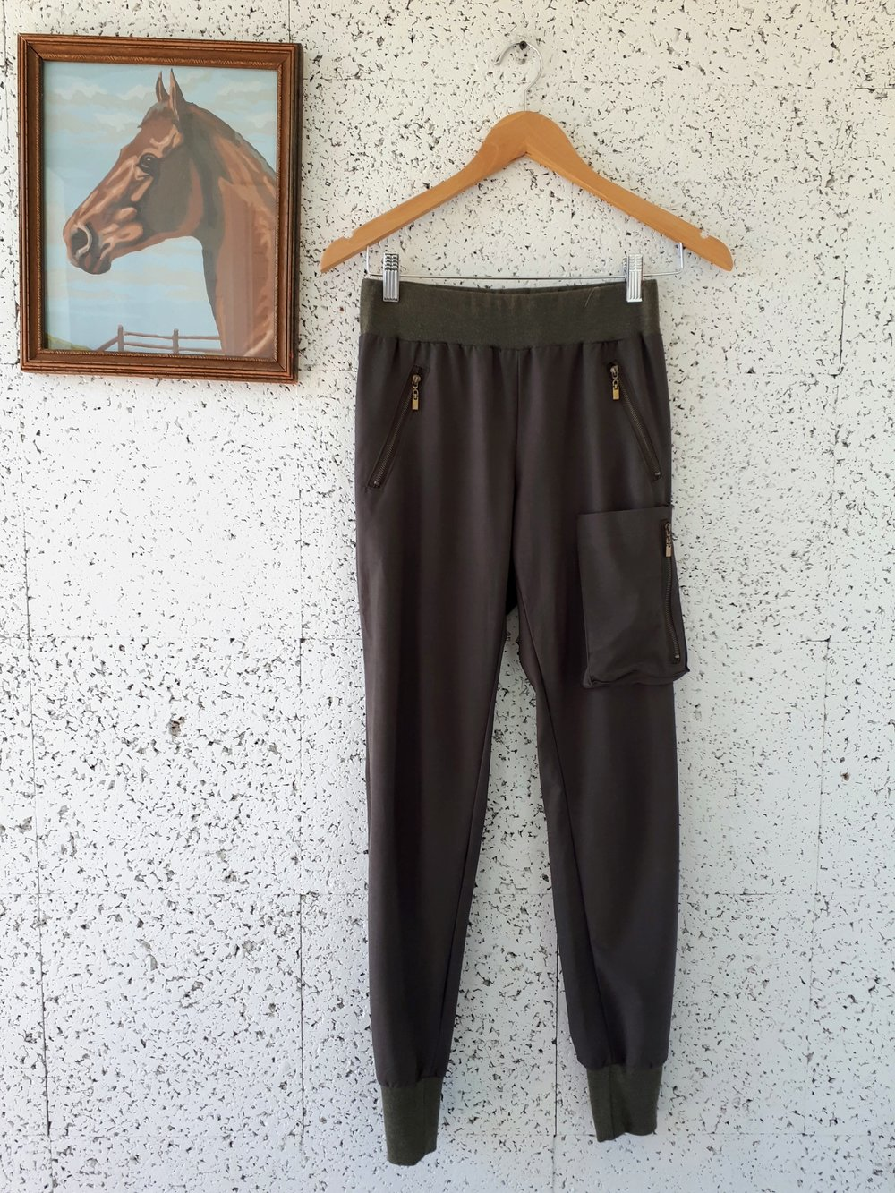 Loft 82 pants; Size S, $42