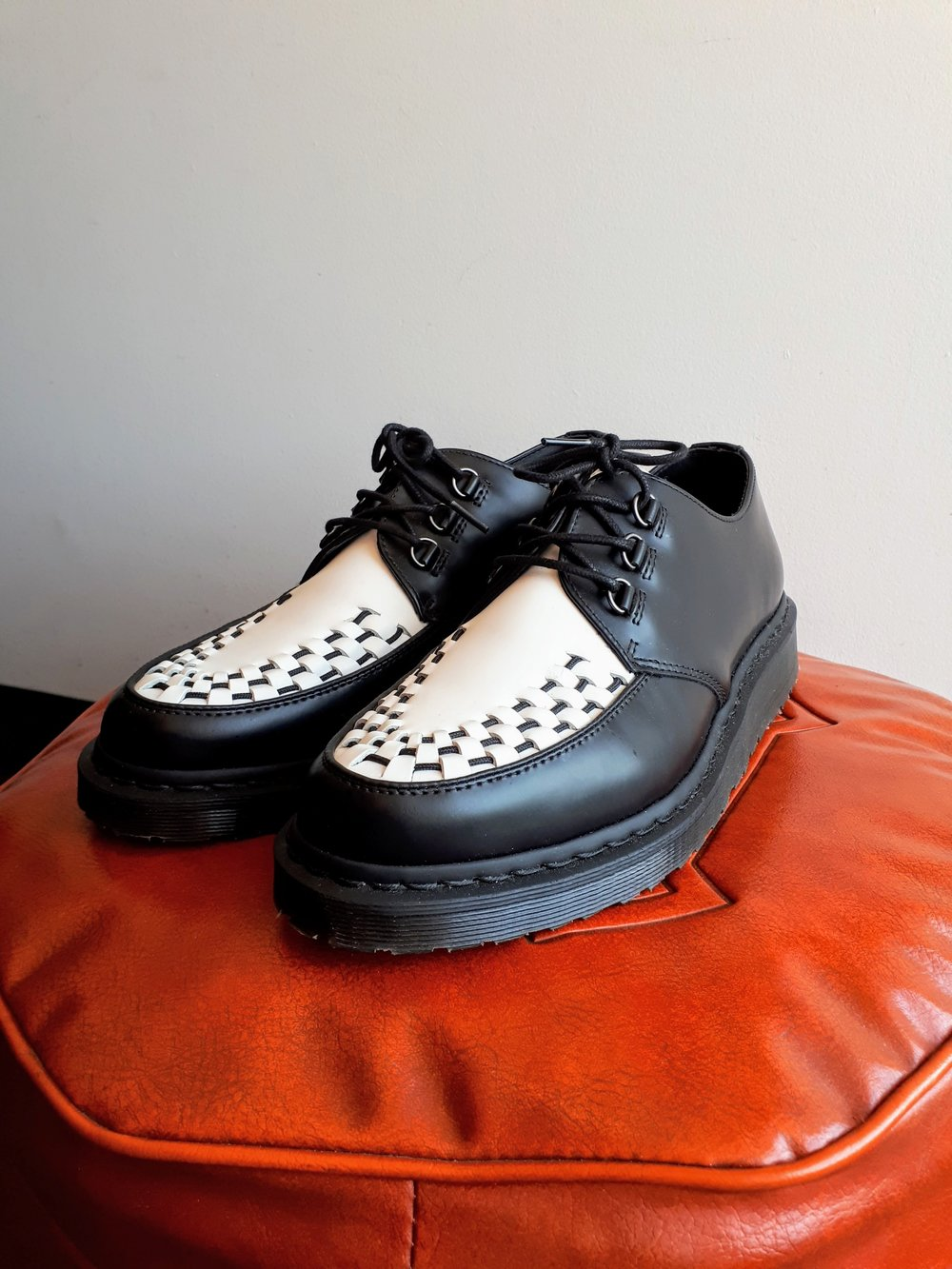 Dr Marten shoes (mens); S12, $85