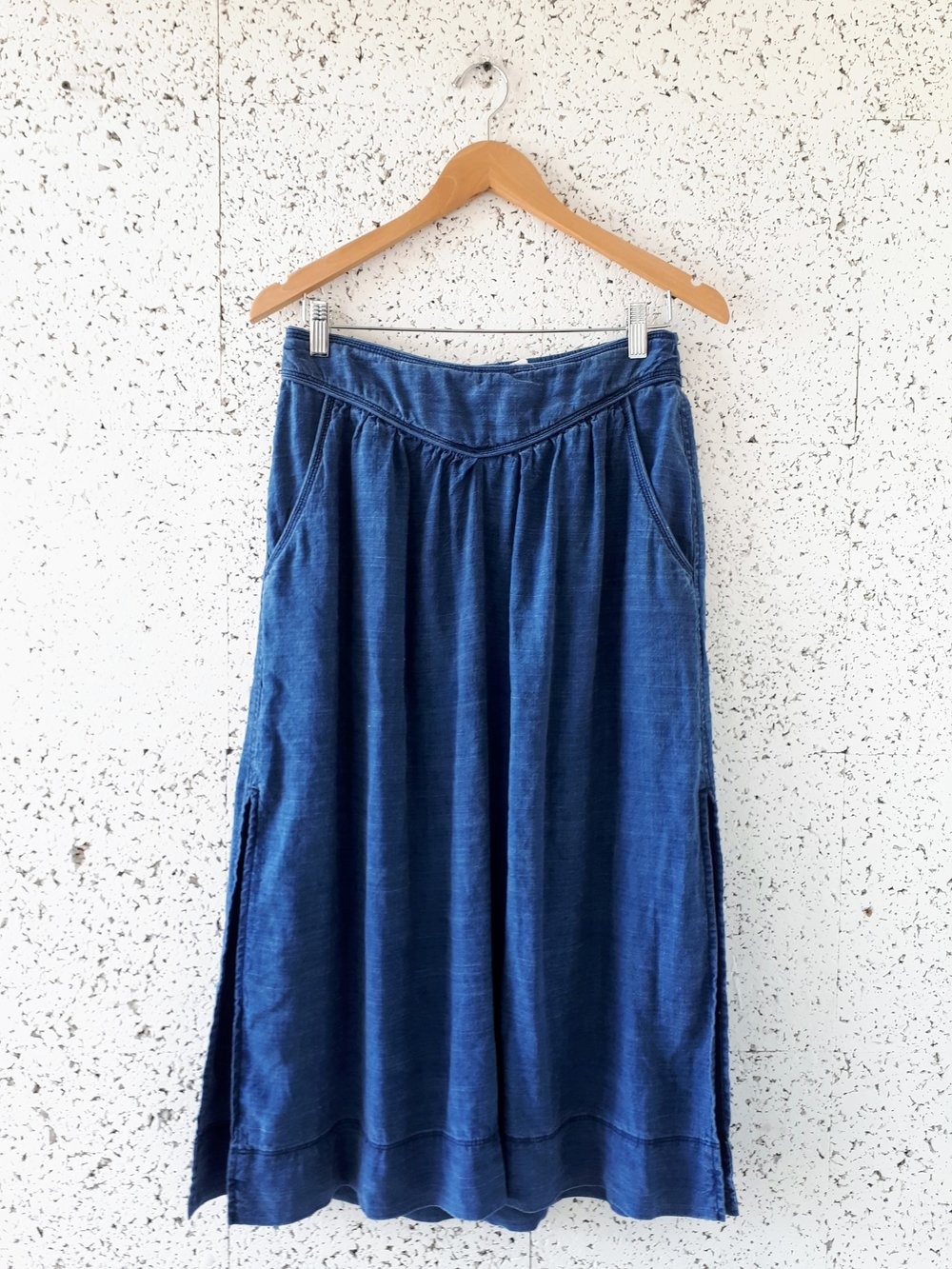Wilfred skirt; Size M, $40