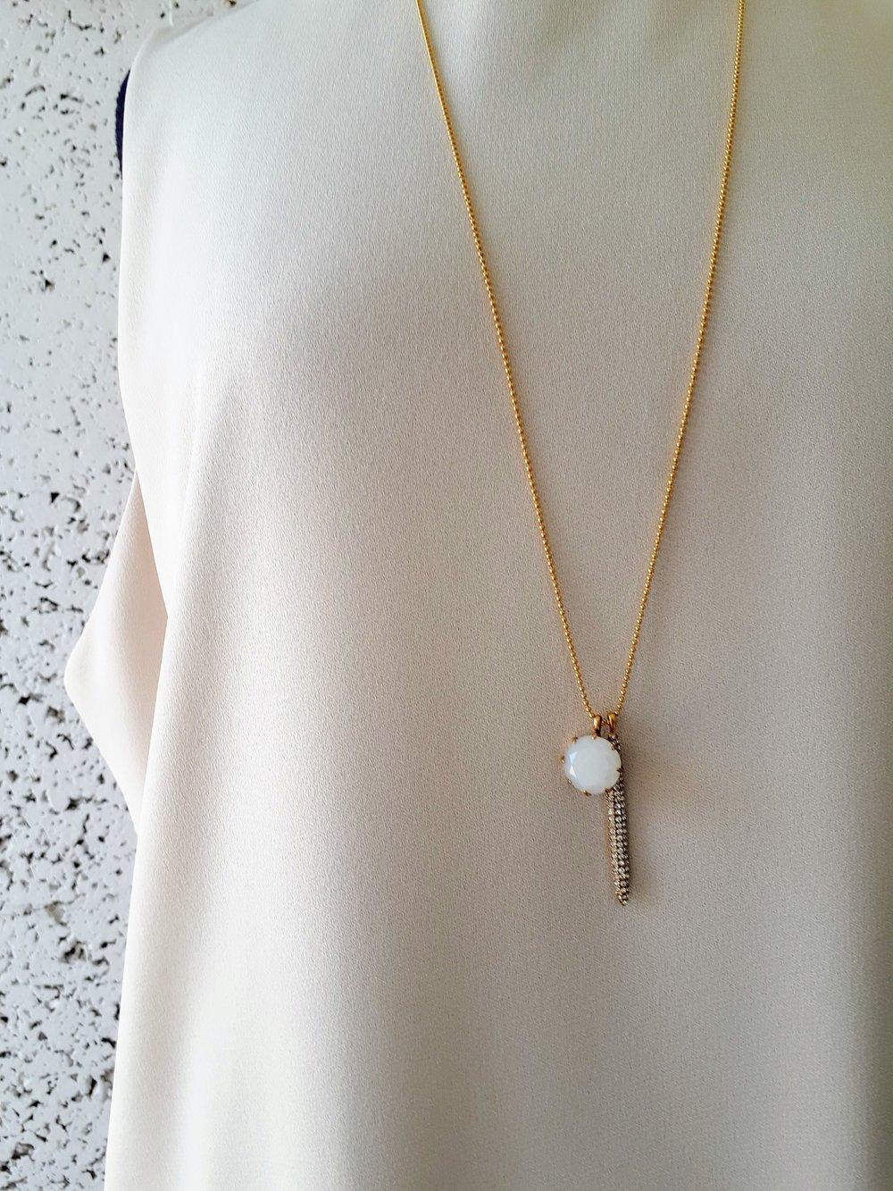J Crew necklace. $30