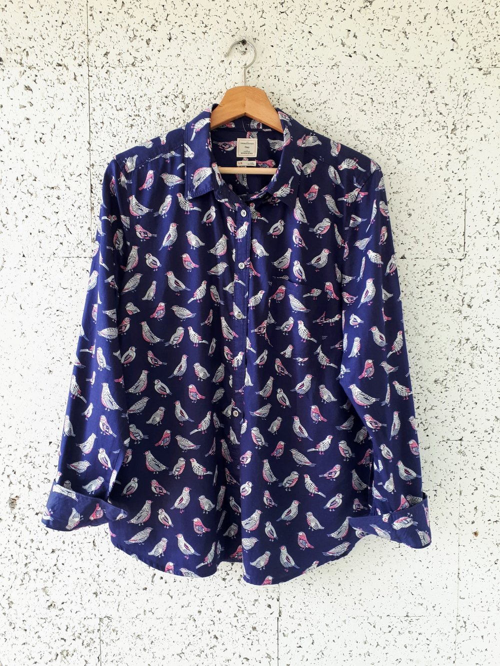 Gap shirt; Size L, $28