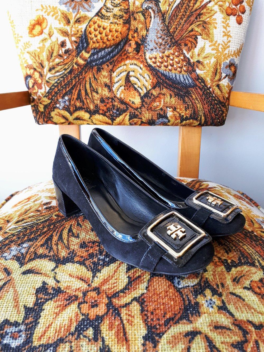 Tory Burch shoes; S 7.5, $58