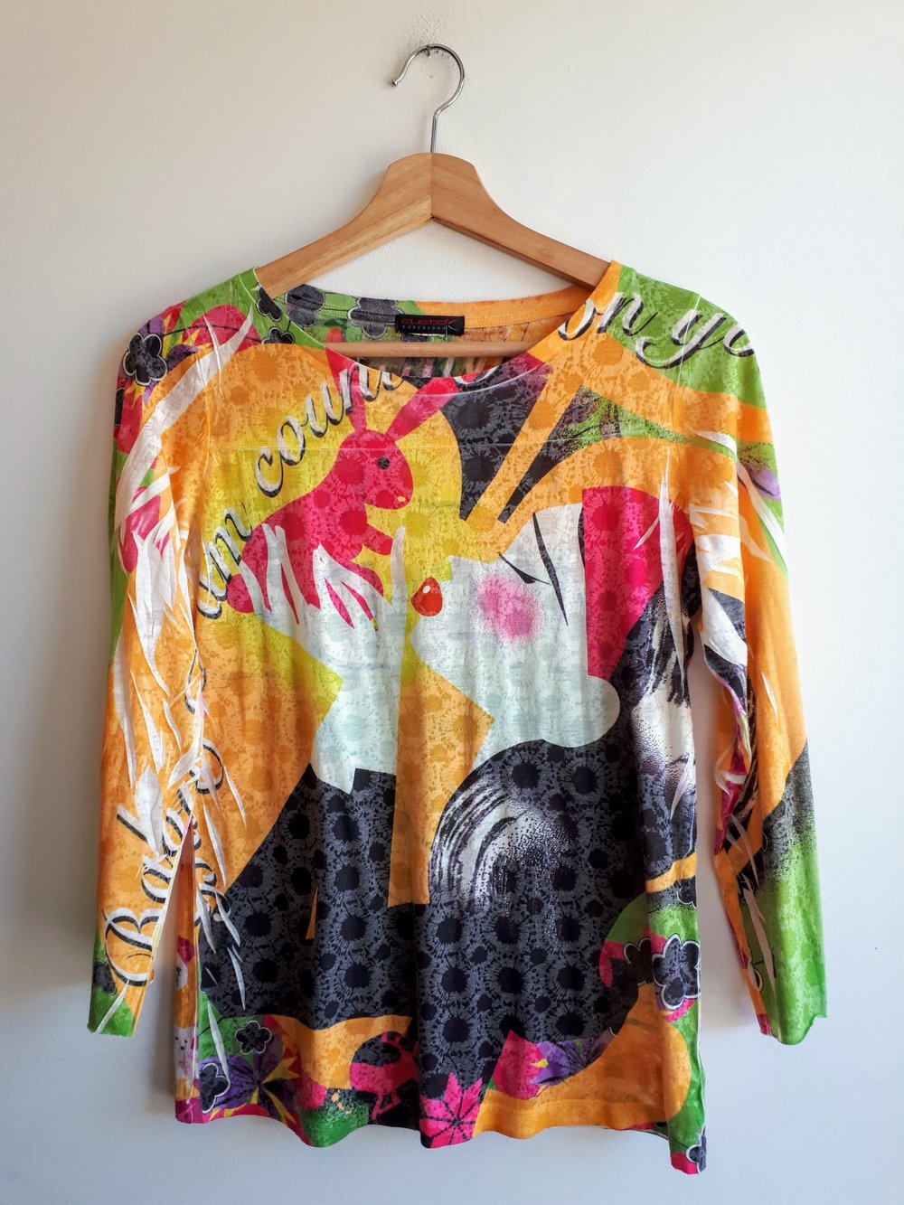 Custo Barcelona top; Size S, $26