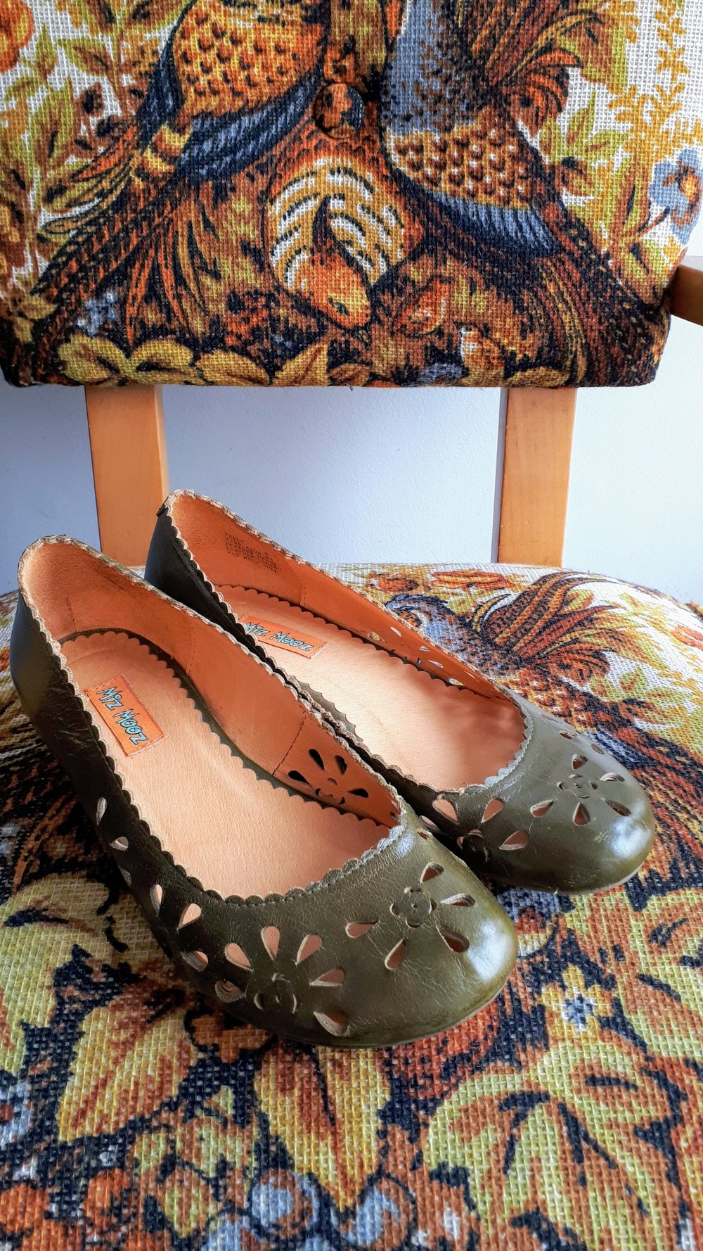 Miz Mooz shoes; S6, $38