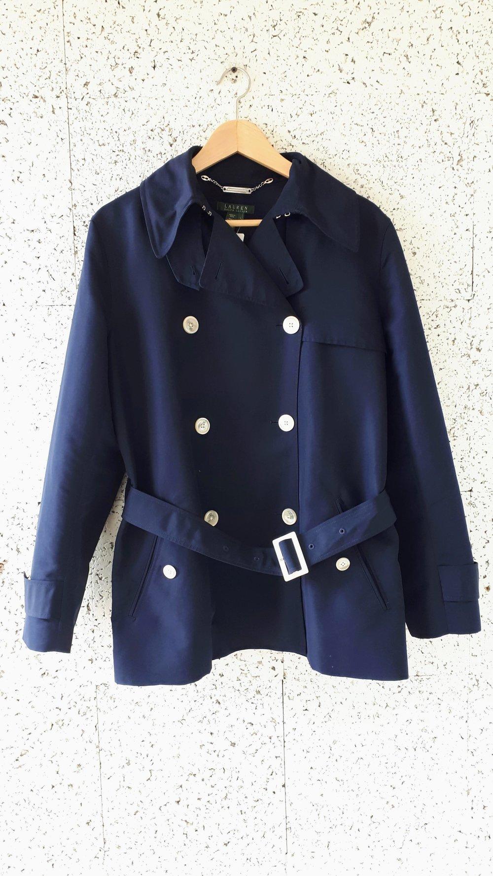 Ralph Lauren coat; Size L, $52