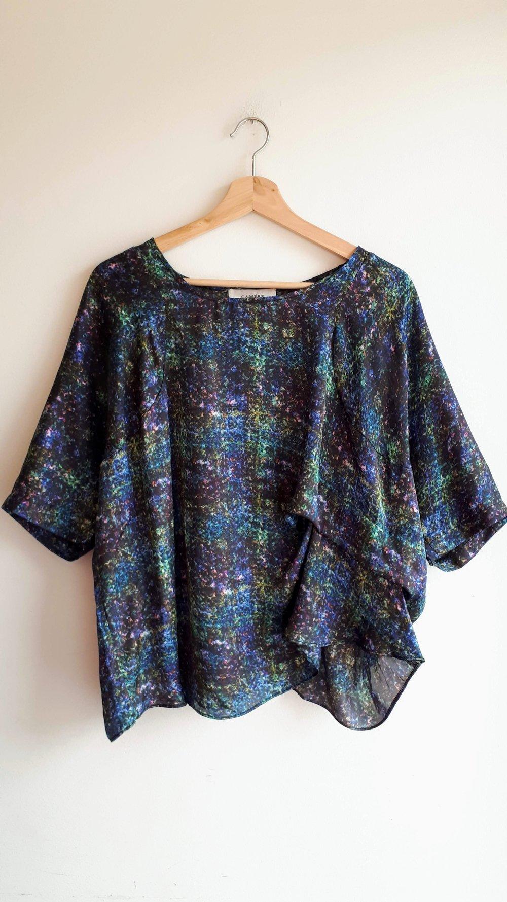 Campre top; Size M, $30