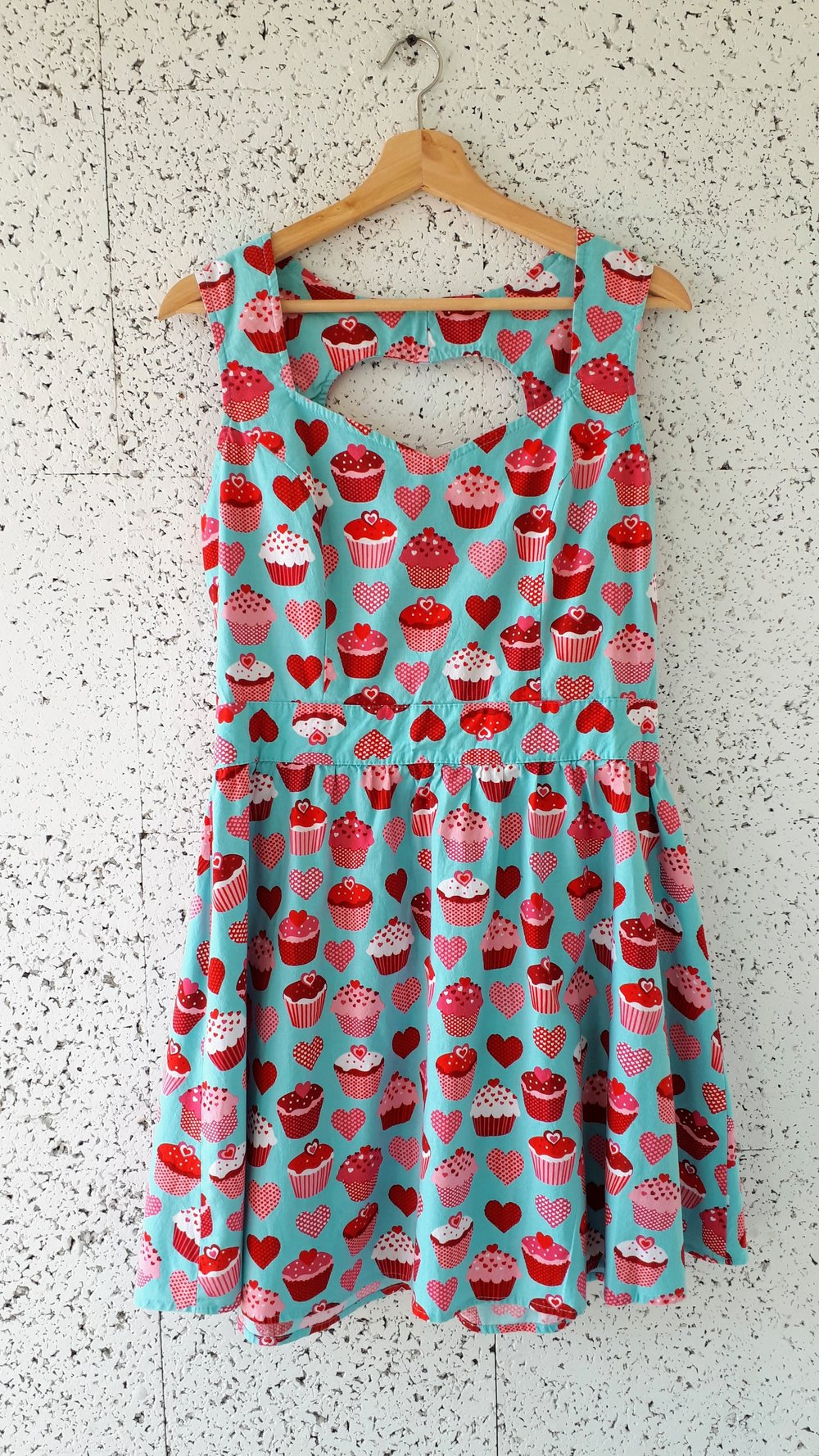 Retrolicious dress; Size XL, $45