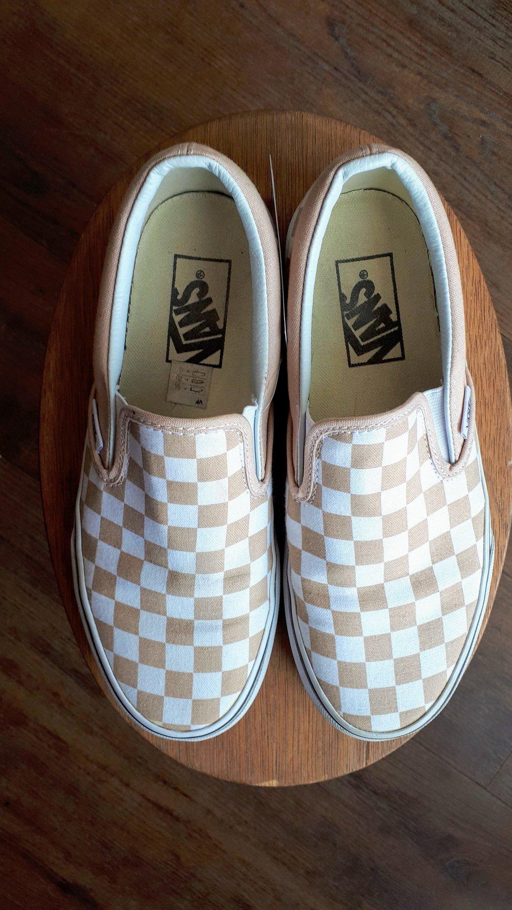 Vans shoes; S6.5, $34