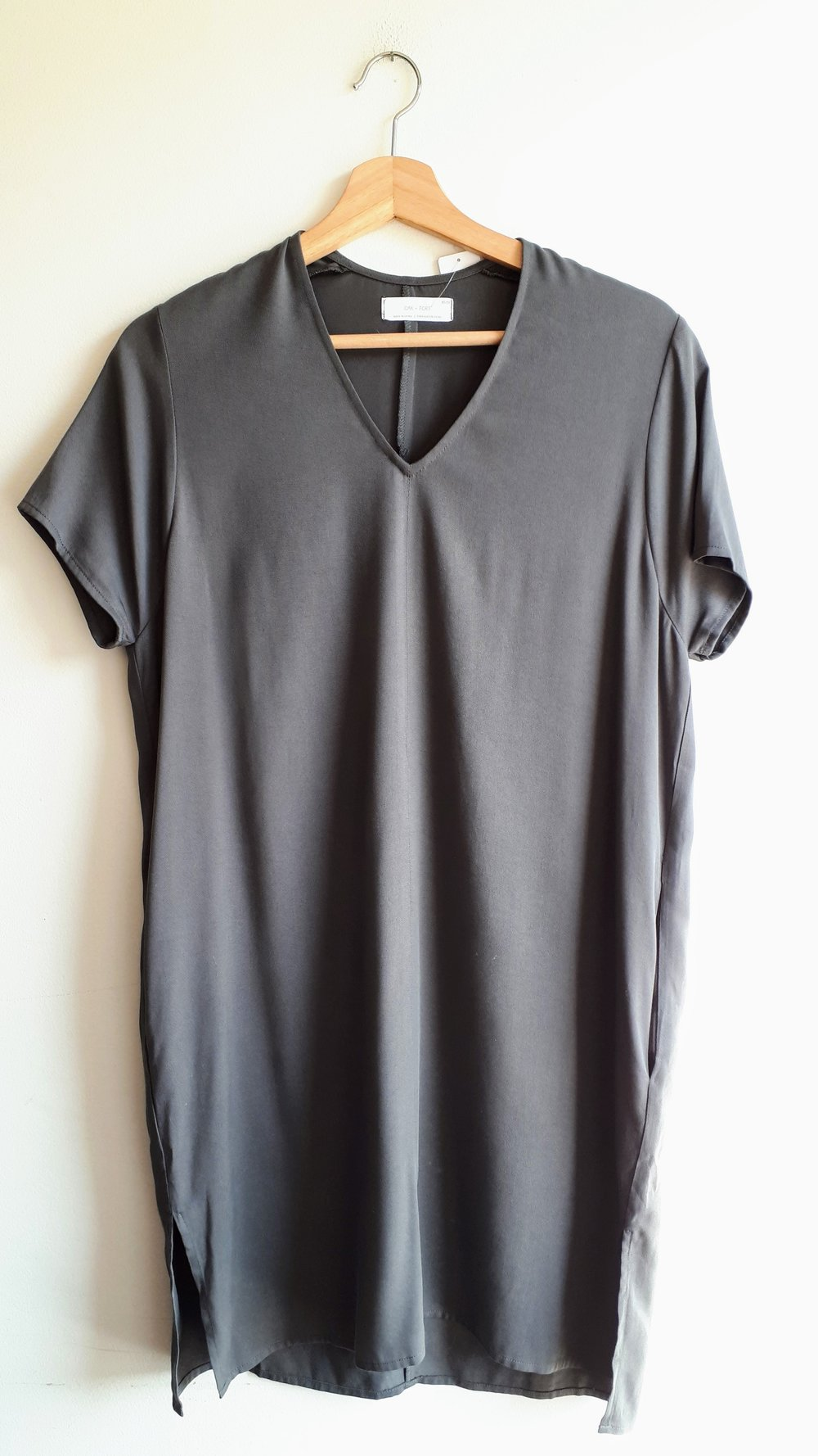 Oak+Fort tunic; Size S, $48