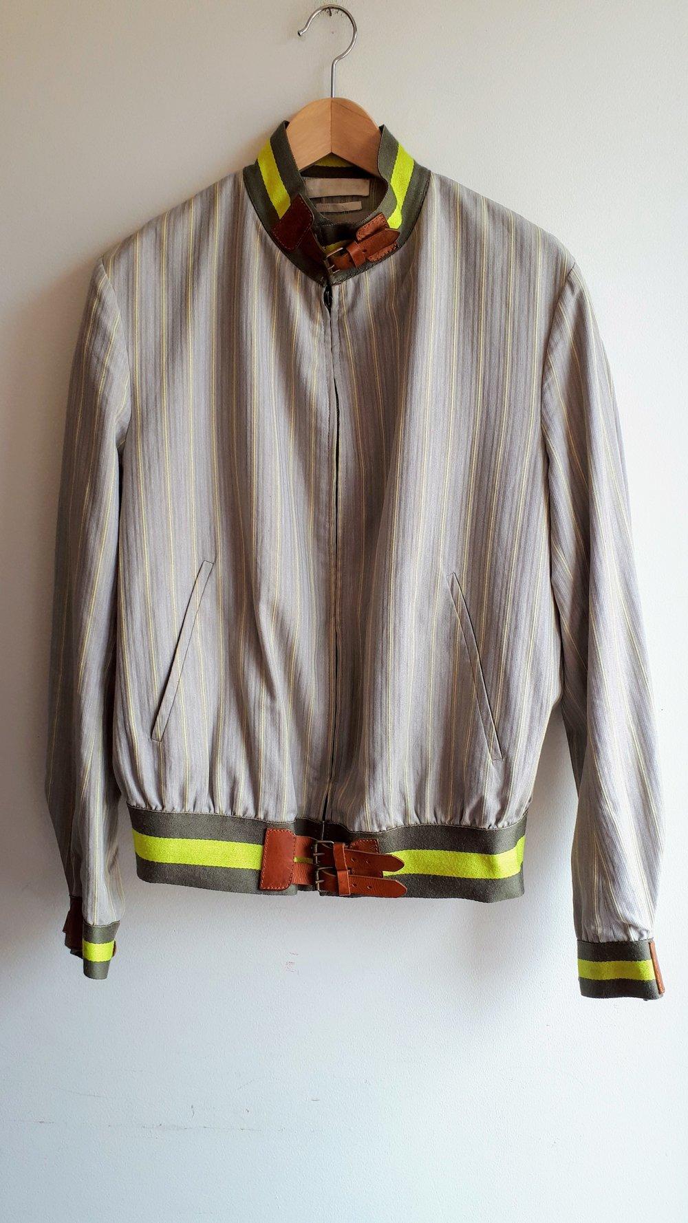 Alexander McQueen coat; Size M, $150