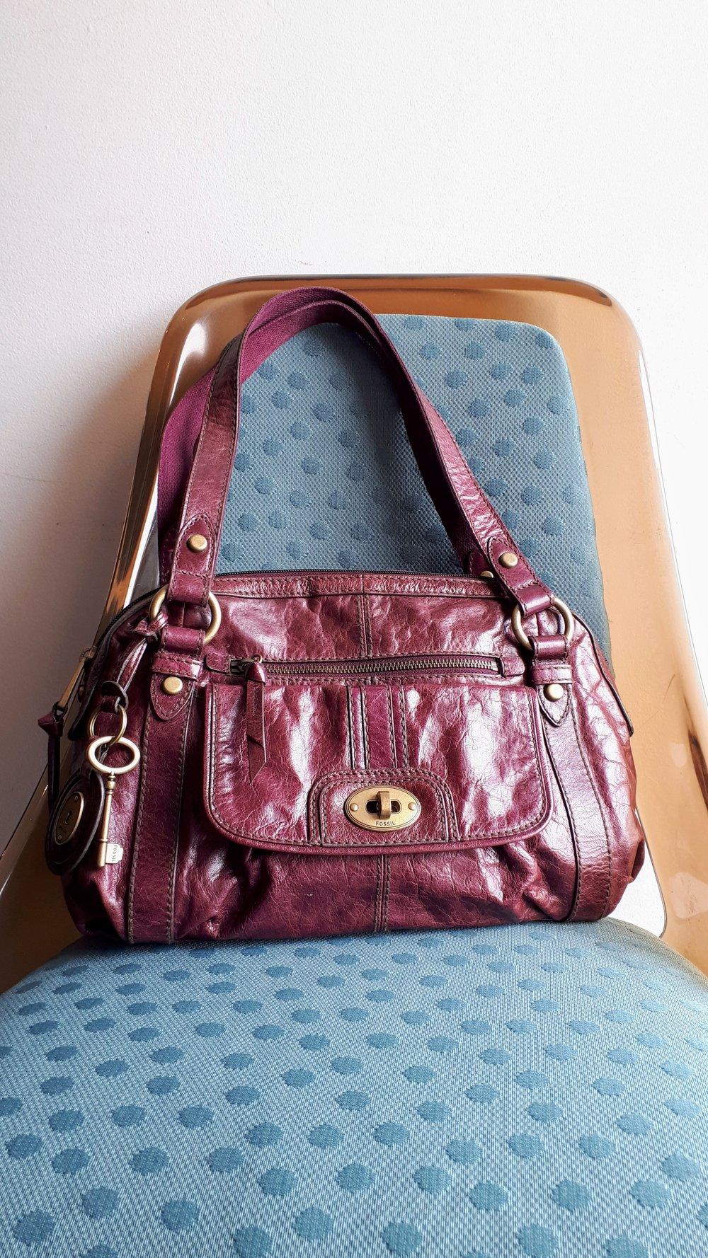 Fossil purse, $62