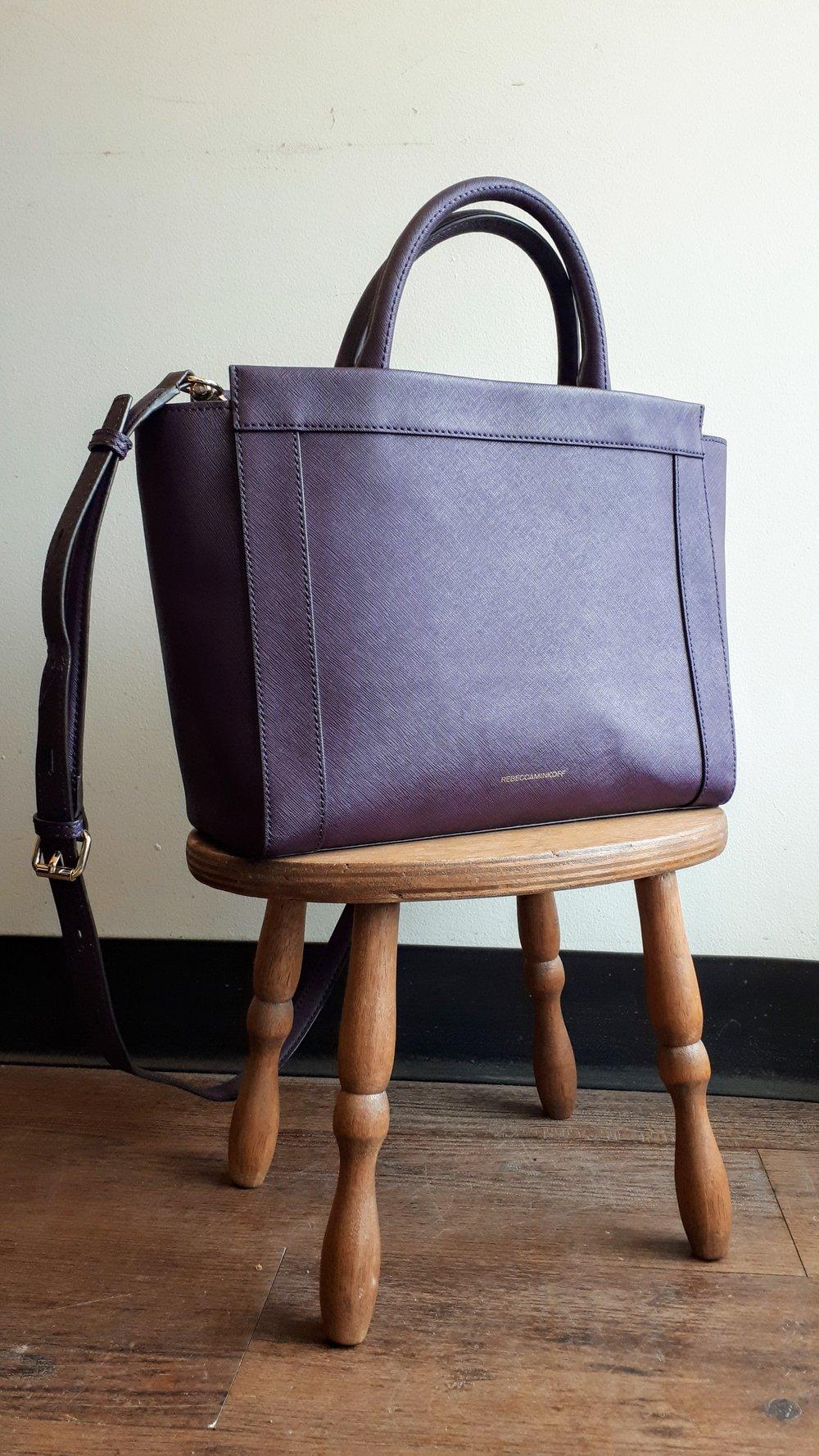 Rebecca Minkoff purse, $85