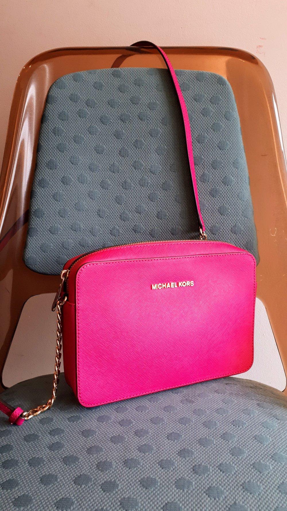 Michael Kors purse, $72