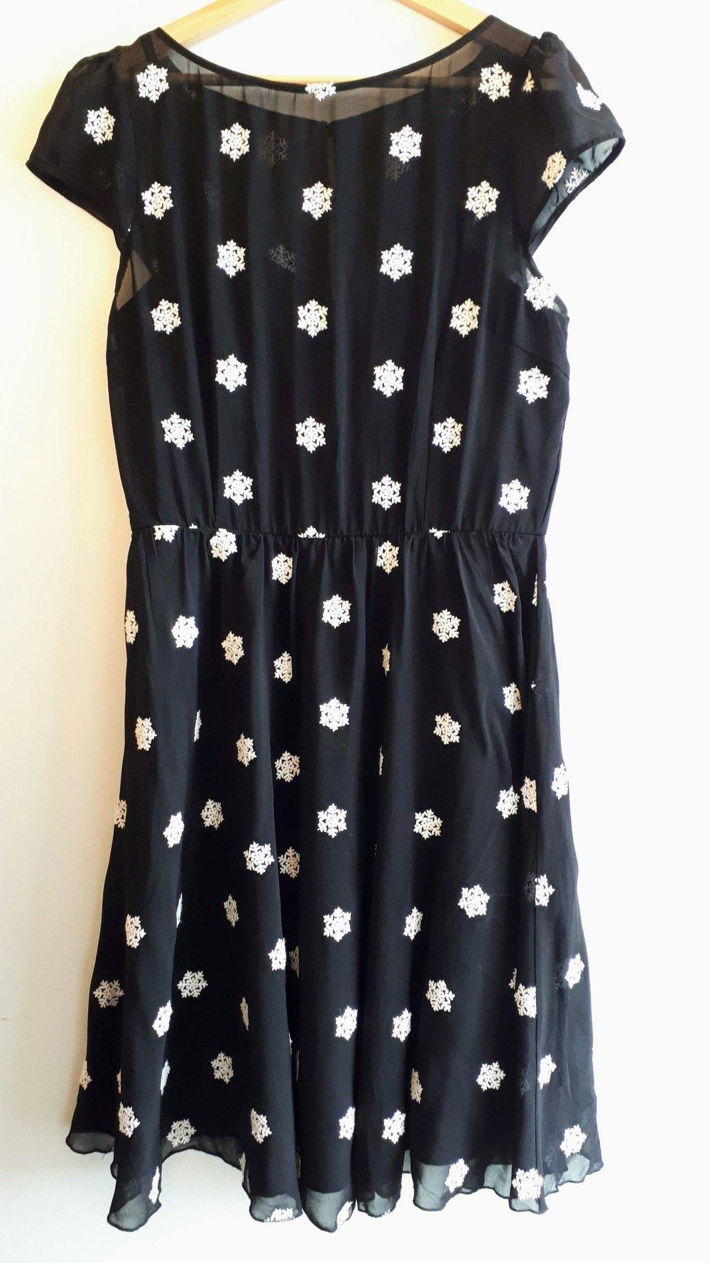 Voodoo Vixen dress; Size L, $58