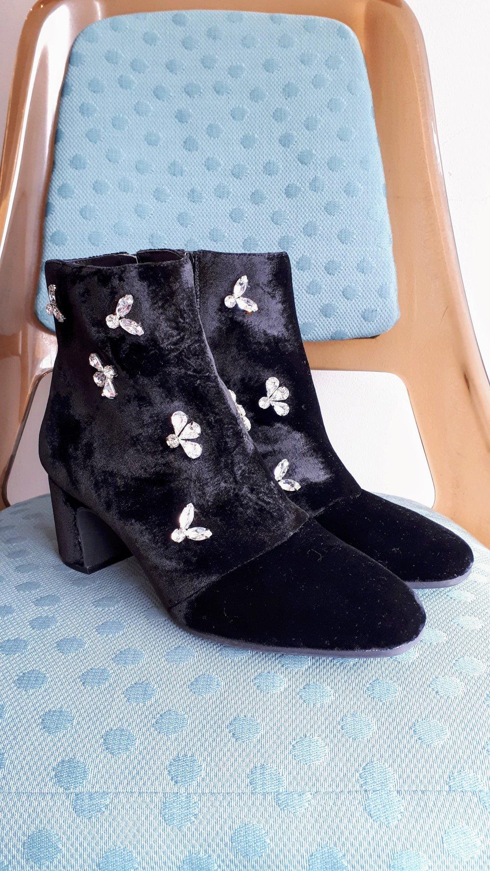 Anne Klein boots; Size 8, $75