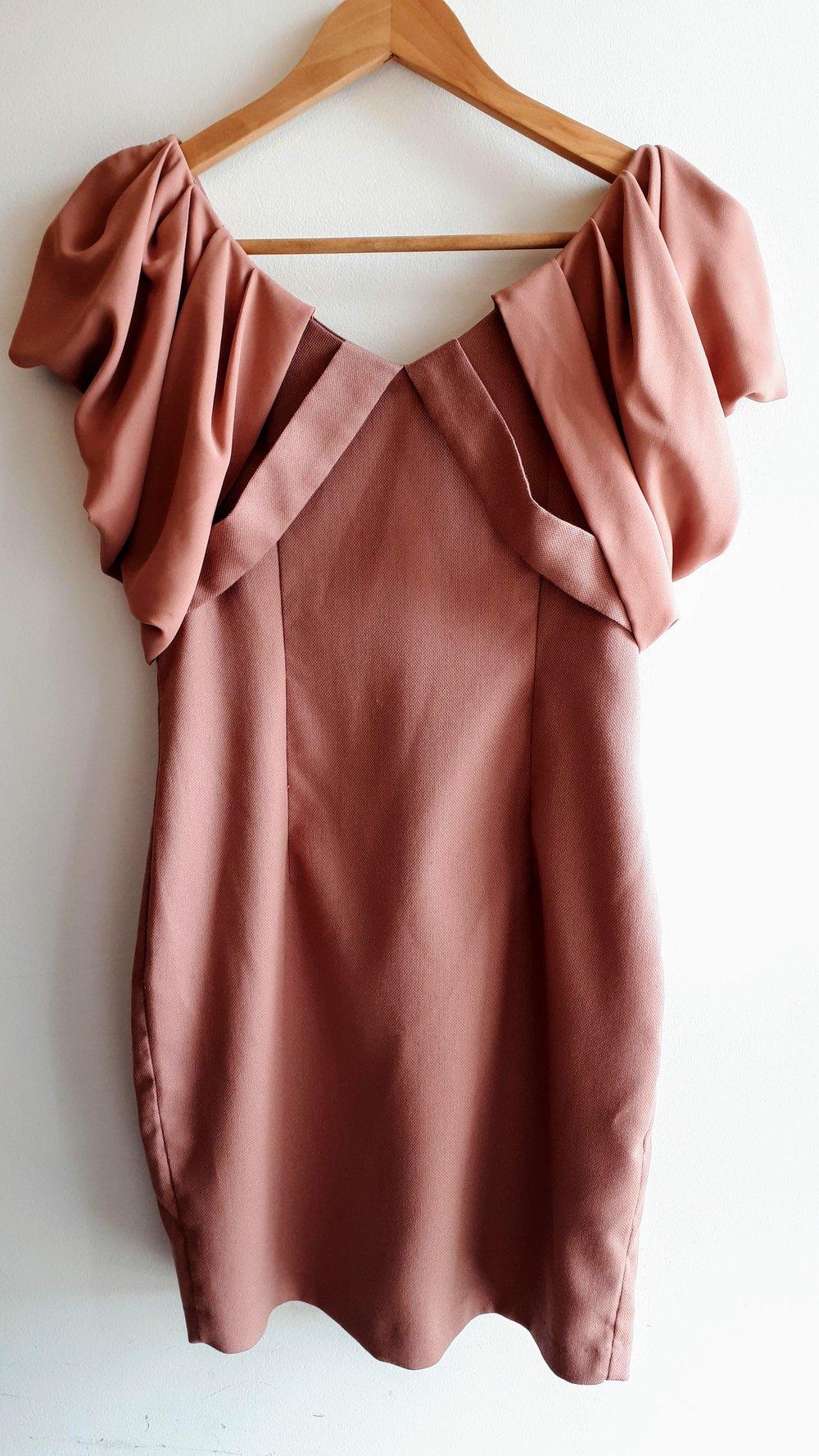 Loft 82 dress; Size S, $46